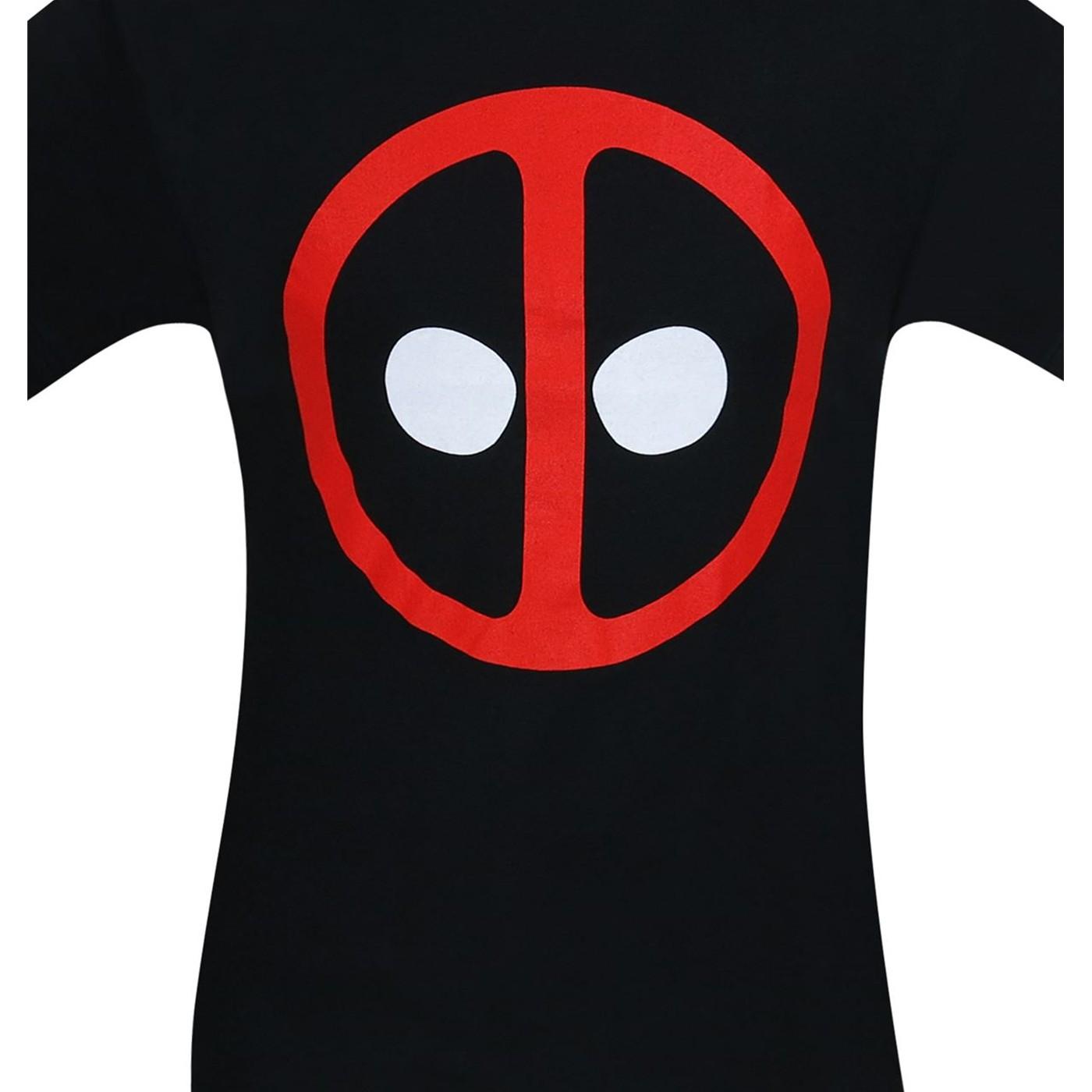 Deadpool Symbol Icon T-Shirt