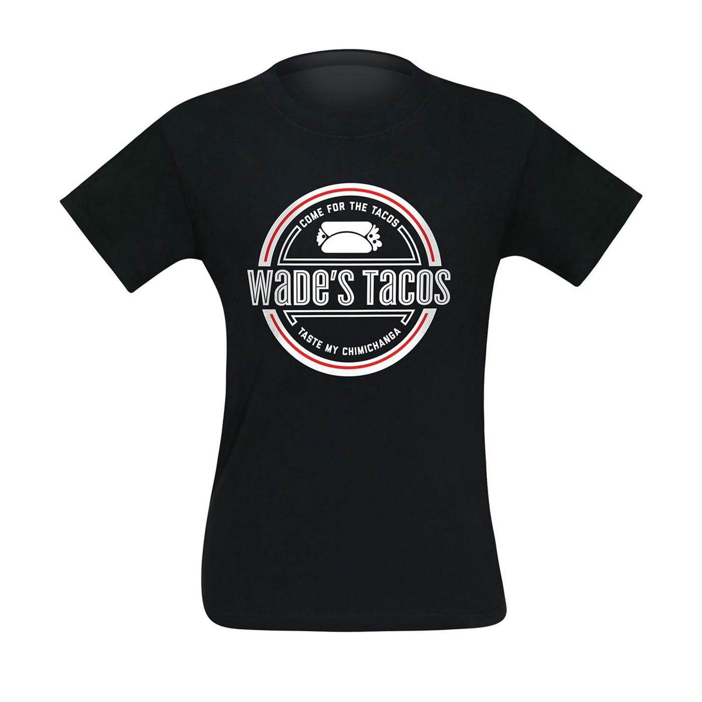 Wade's Tacos Men's T-Shirt