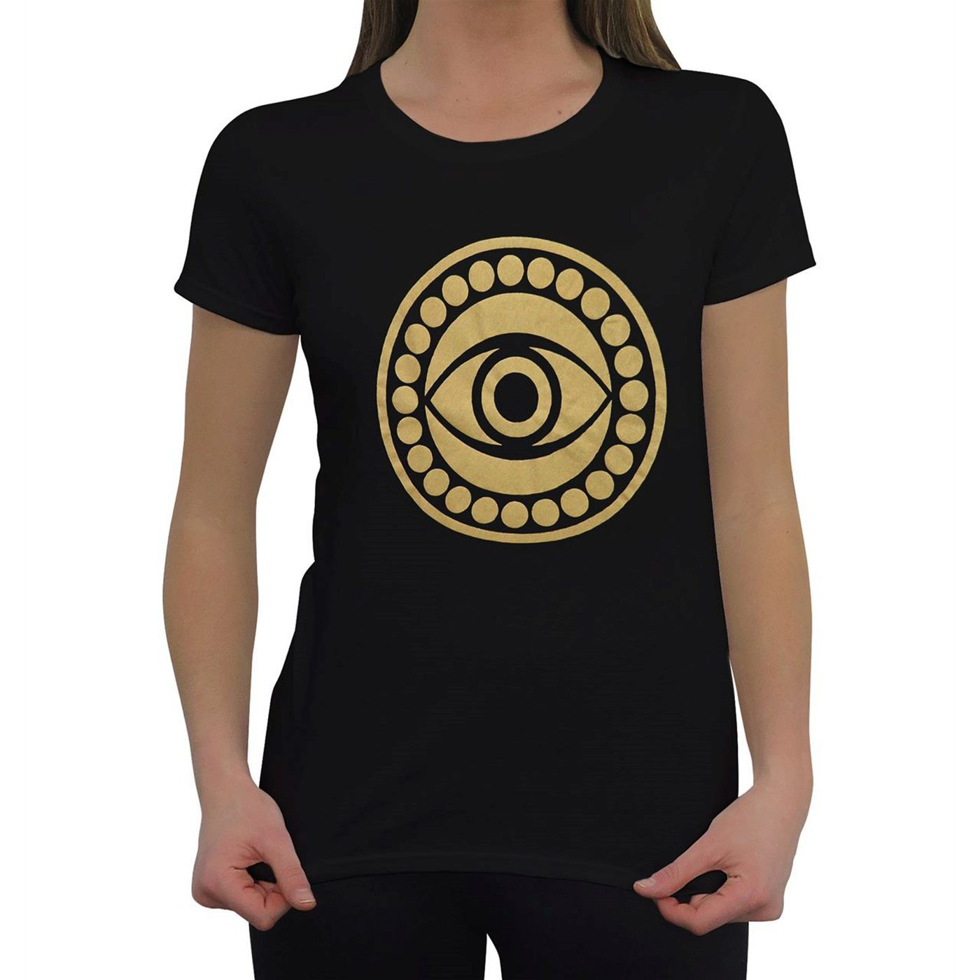 Dr. Strange Eye of Agamotto Women's T-Shirt