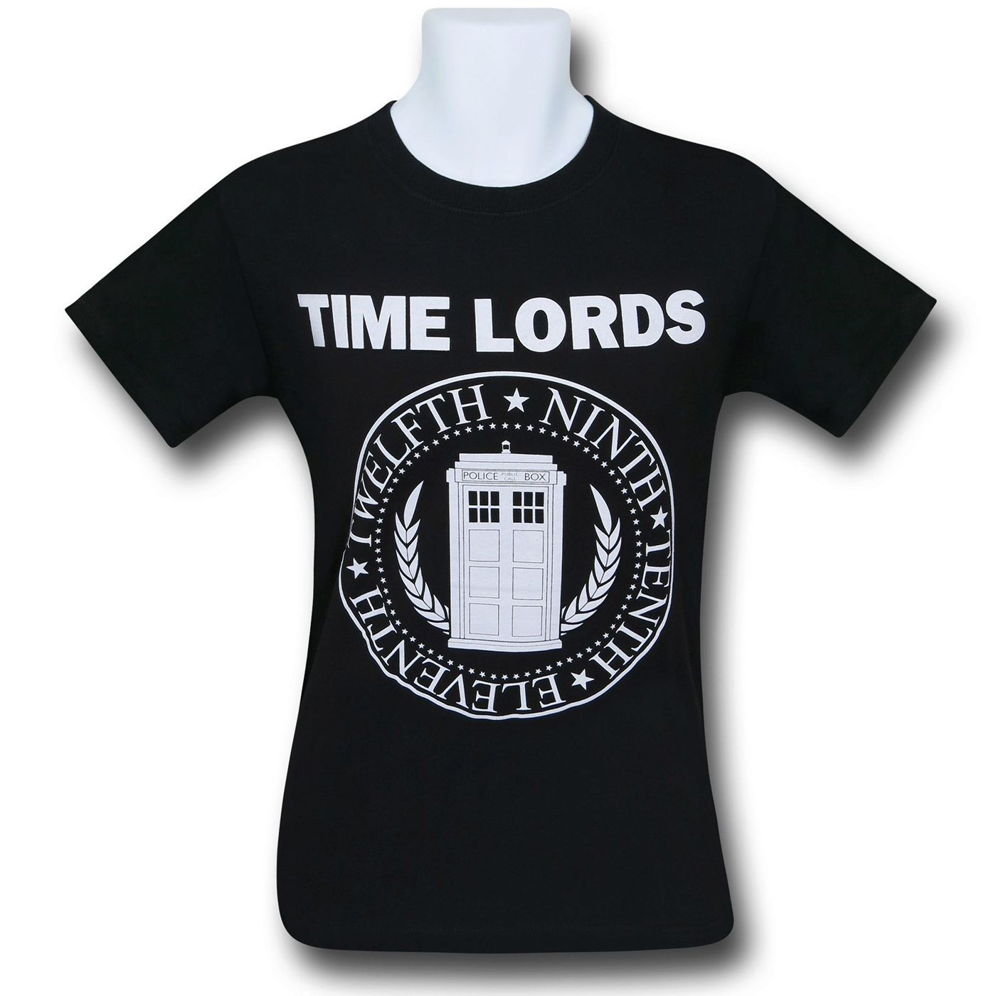 Doctor Who Time Lords Seal T-Shirt