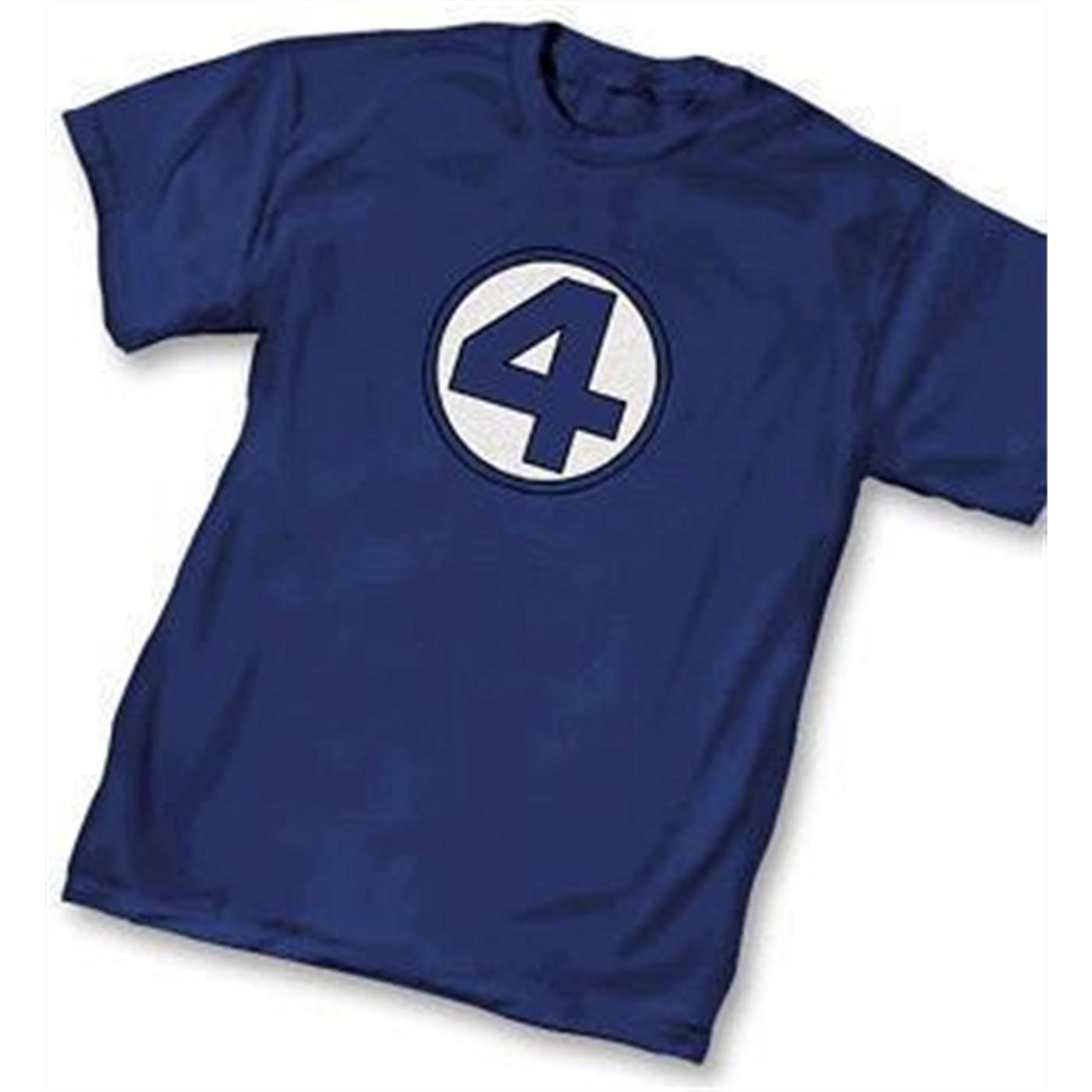 Fantastic Four 4 T-Shirt