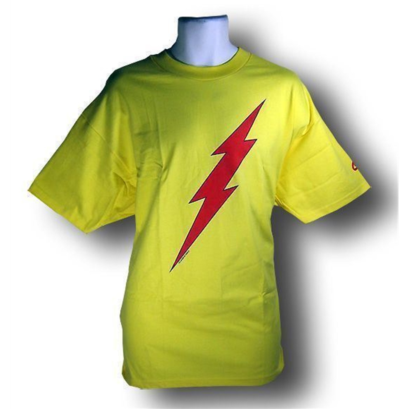 Kid Flash Bolt Yellow T-Shirt