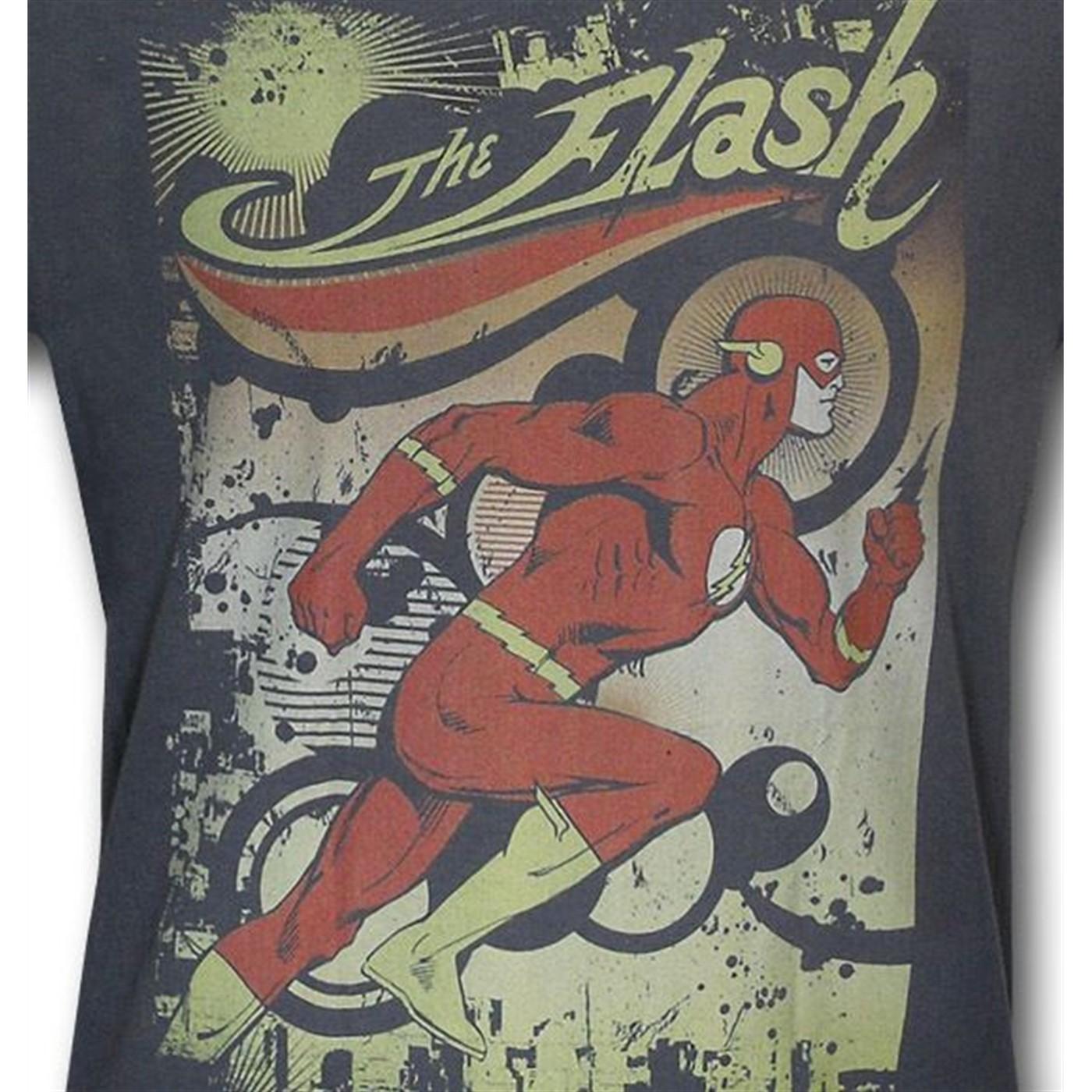 Flash Psychedelic Run T-Shirt