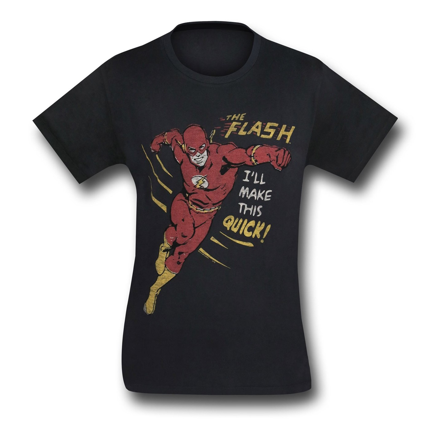 Flash Make This Quick Junk Food T-Shirt