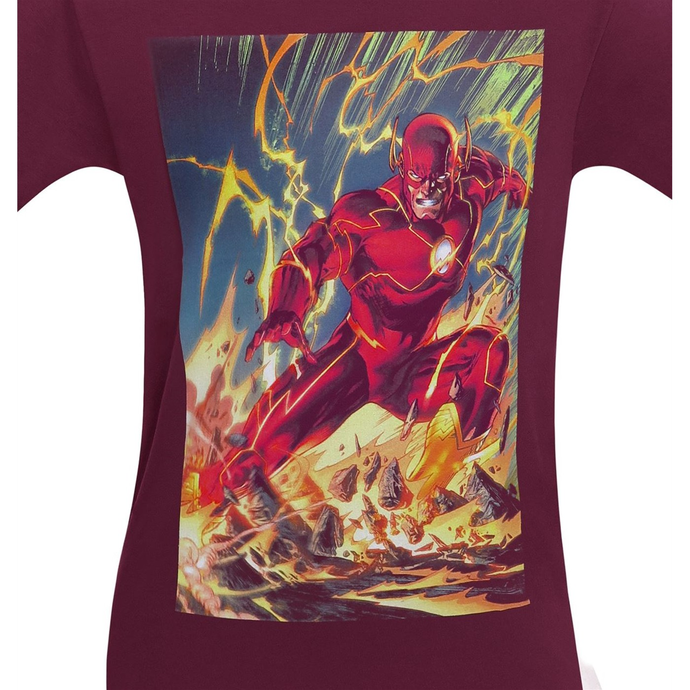 Flash New 52 Variant Cover #4 Men's T-Shirt