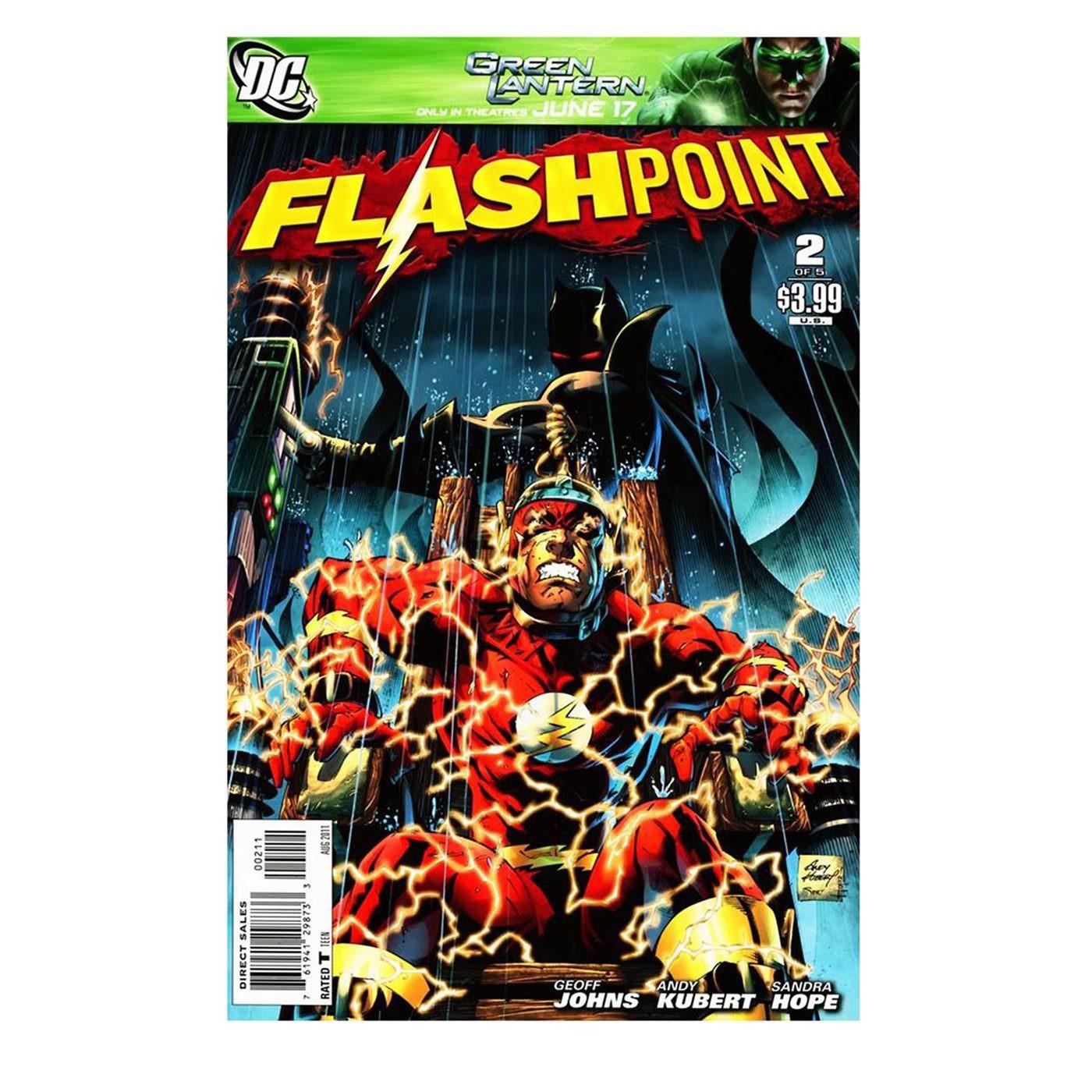 Flash Flashpoint The Chair Men's T-Shirt