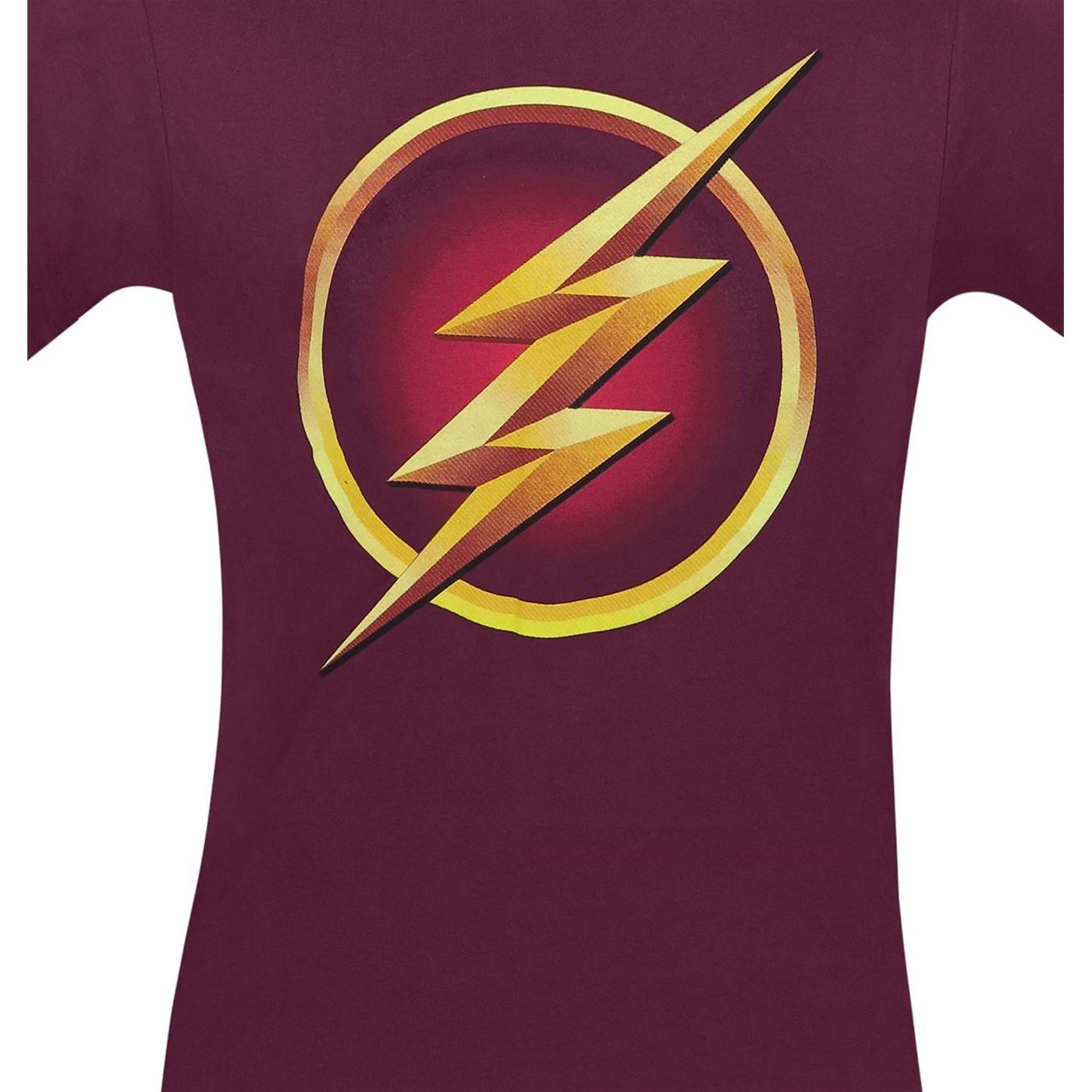 Flash TV Series Symbol Star Labs Men's T-Shirt