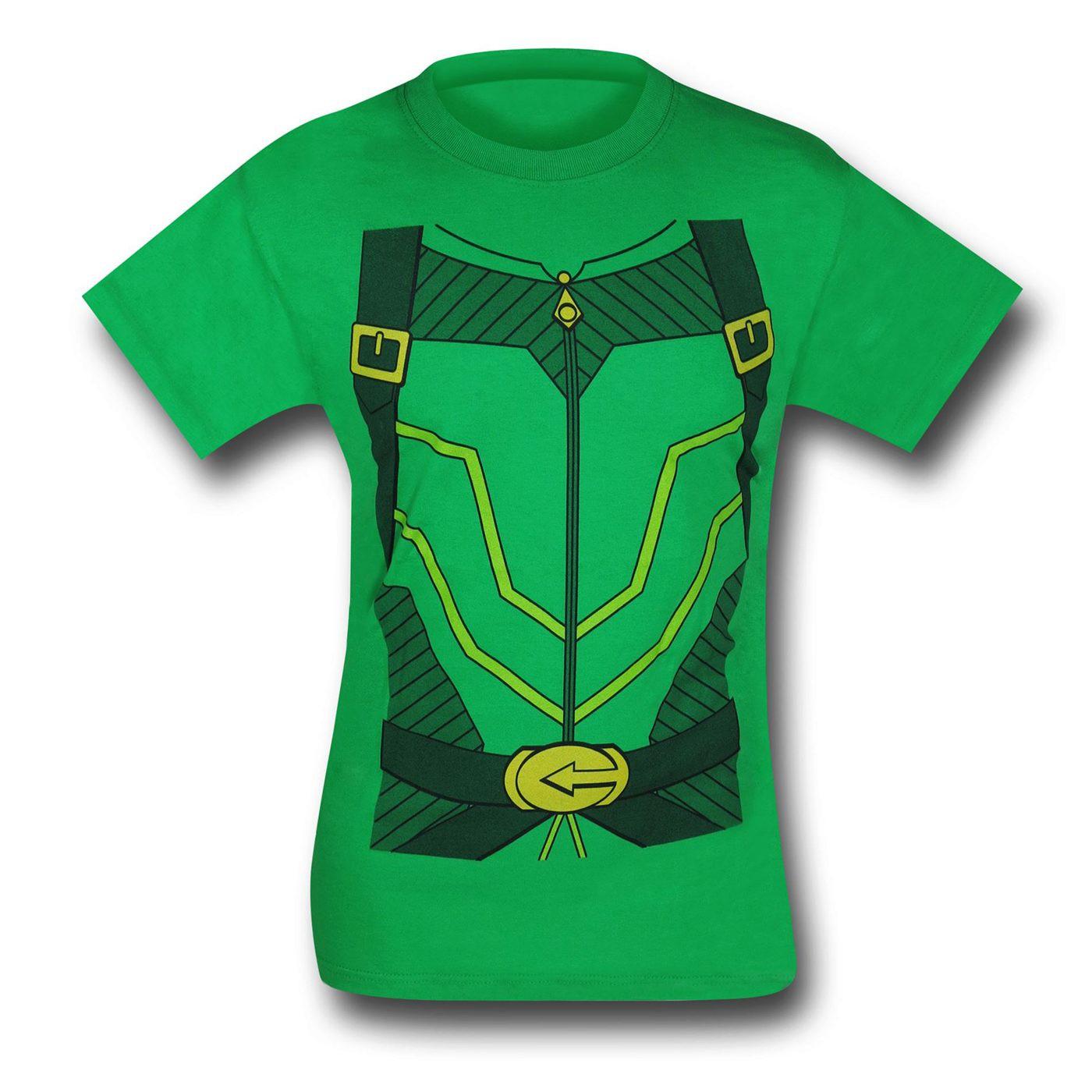 Green Arrow Costume T-Shirt