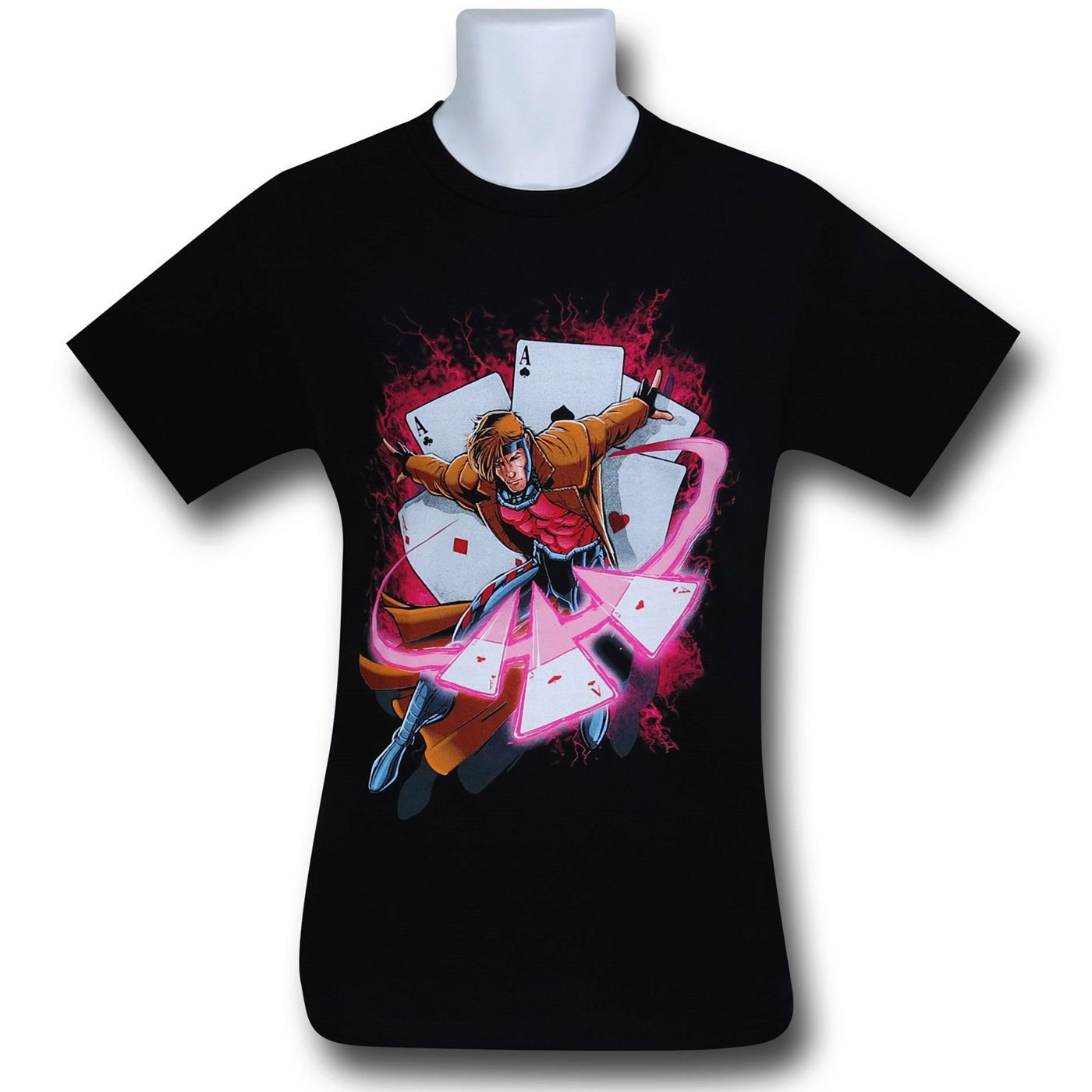 Gambit Aces High 30 Single T-Shirt