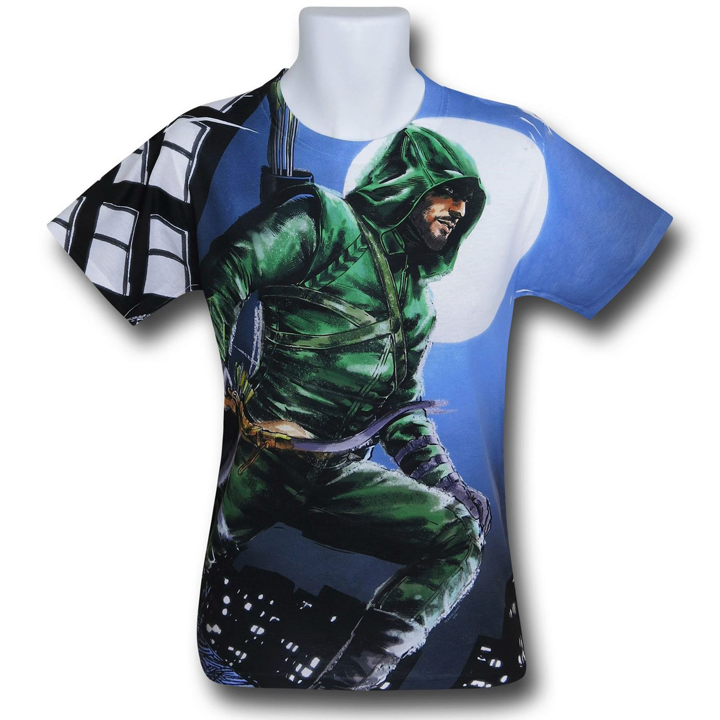 Green Arrow Nightwatch Sublimated T-Shirt