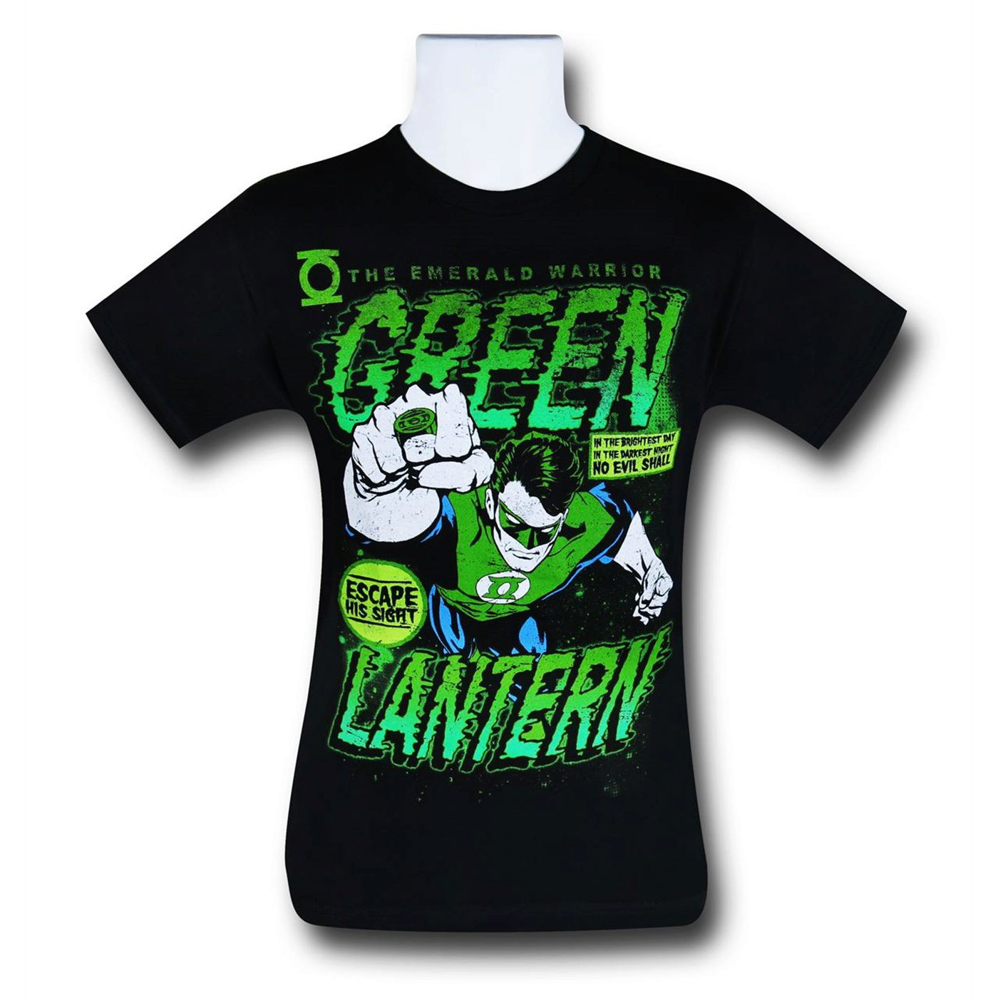 Green Lantern Comic Fist T-Shirt