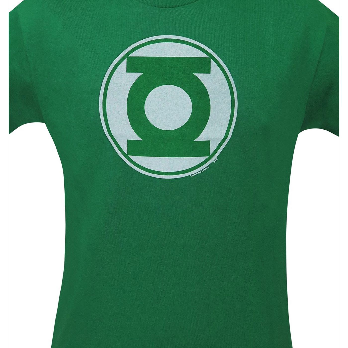 Green Lantern Modern Symbol Kids T-Shirt