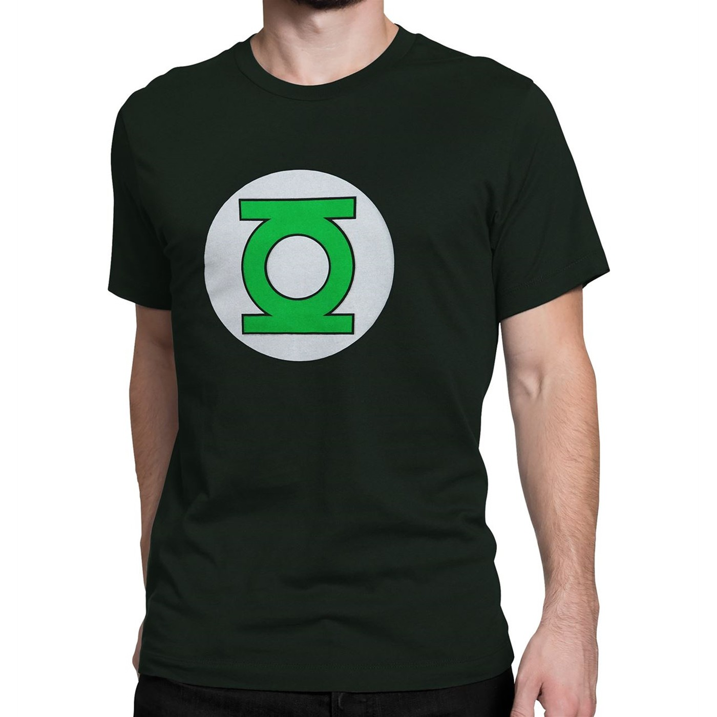 Best Green Lantern Symbol T-Shirt