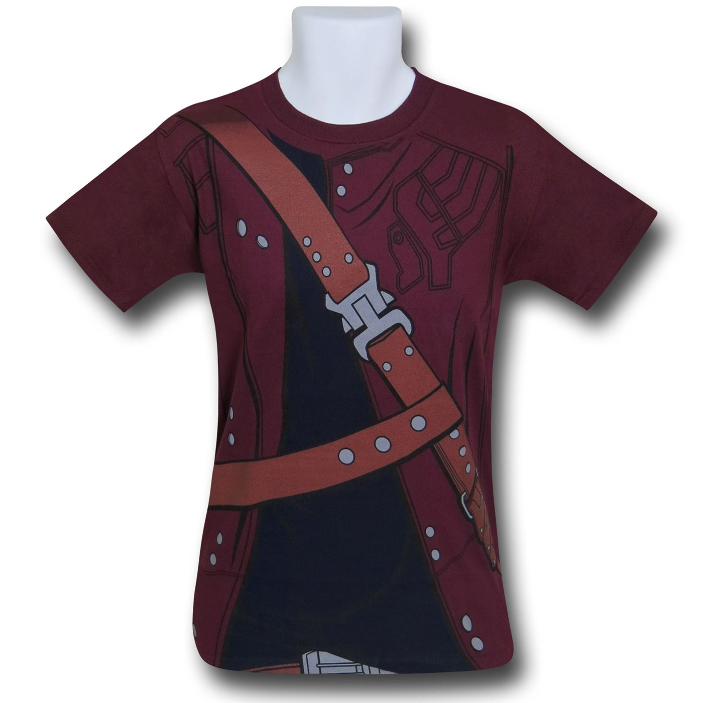 Guardians of the Galaxy Star Lord Costume T-Shirt