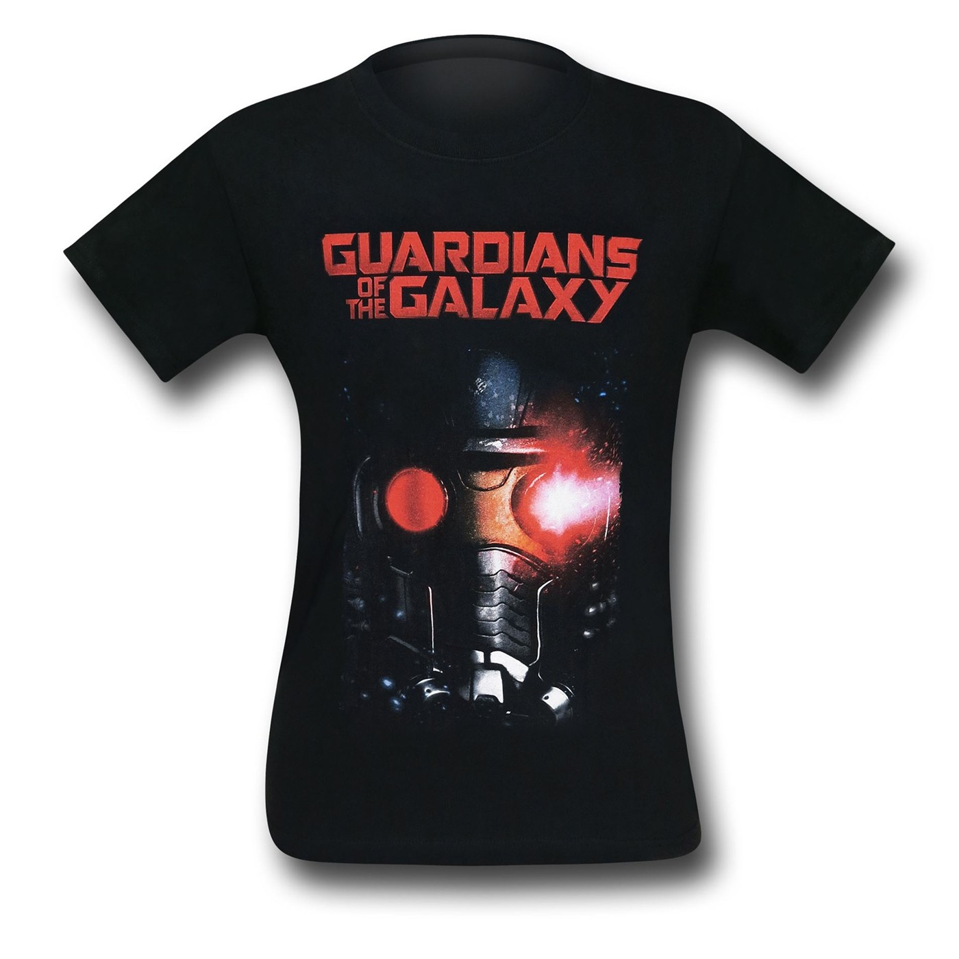 Guardians of the Galaxy Star Lord Mask T-Shirt