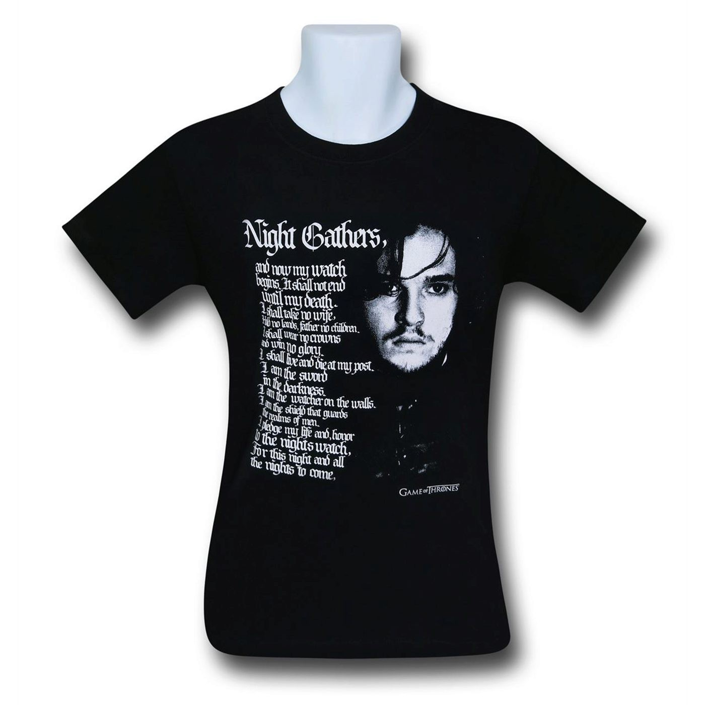 Game of Thrones Night Gathers T-Shirt