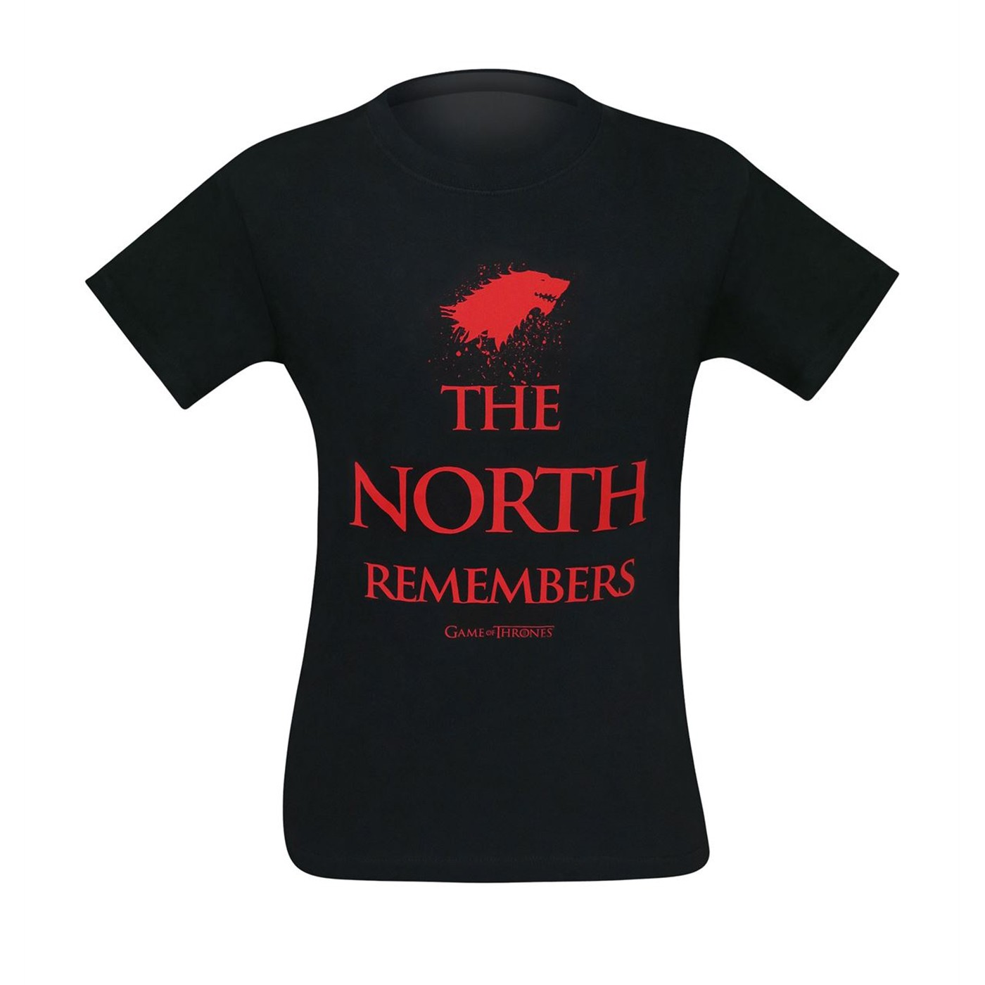 Game of Thrones North Remembers Men's T-Shirt