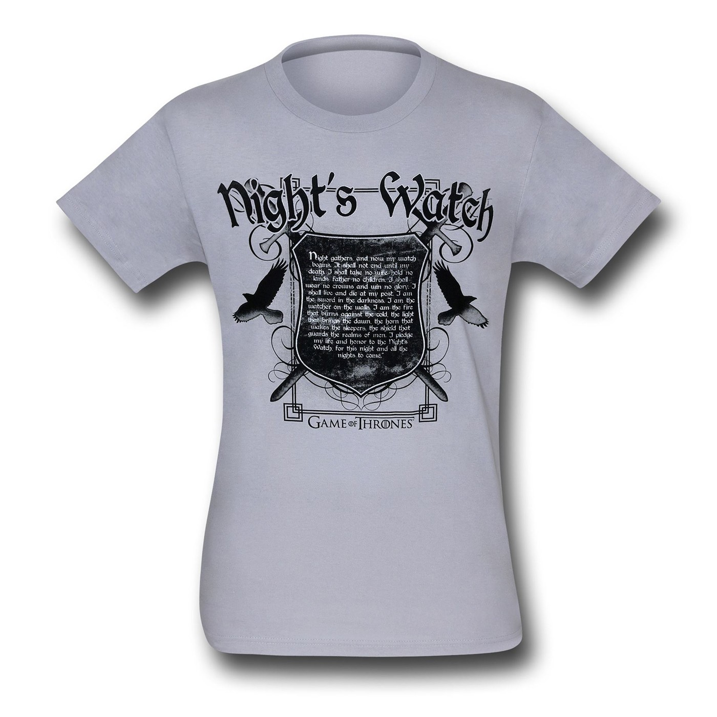 Game of Thrones Night's Watch T-Shirt