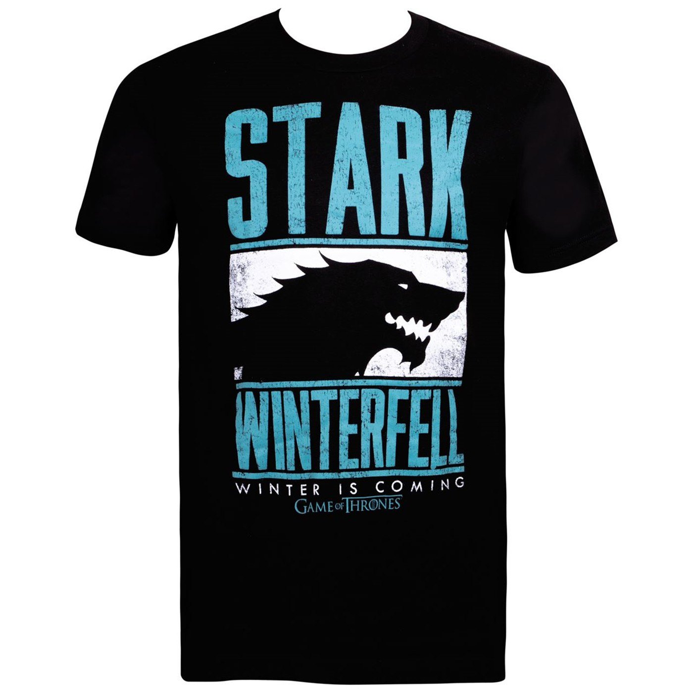 Game of Throne Winterfell Men's T-Shirt