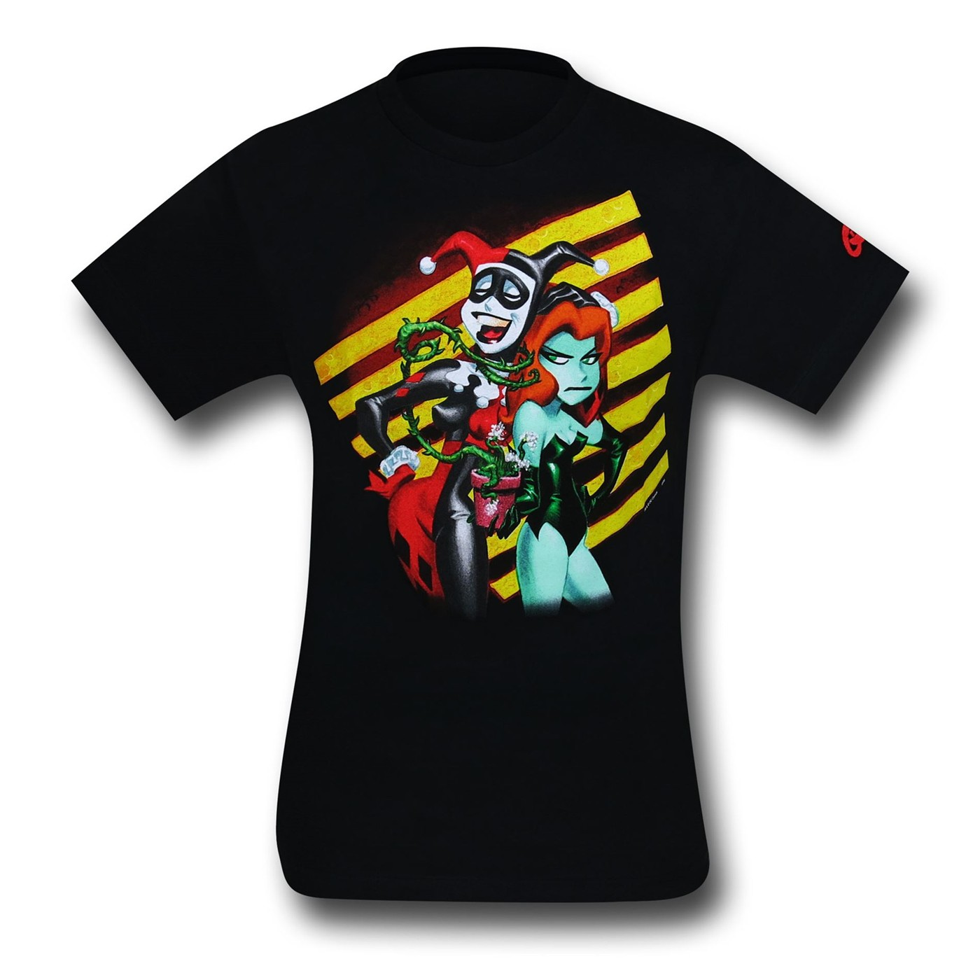 Harley Quinn and Poison Ivy II T-Shirt