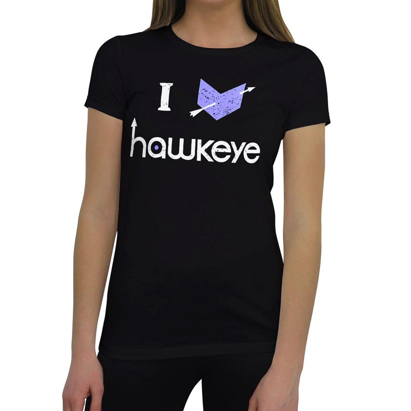 Hawkeye I Arrow Hawkeye Women's T-Shirt