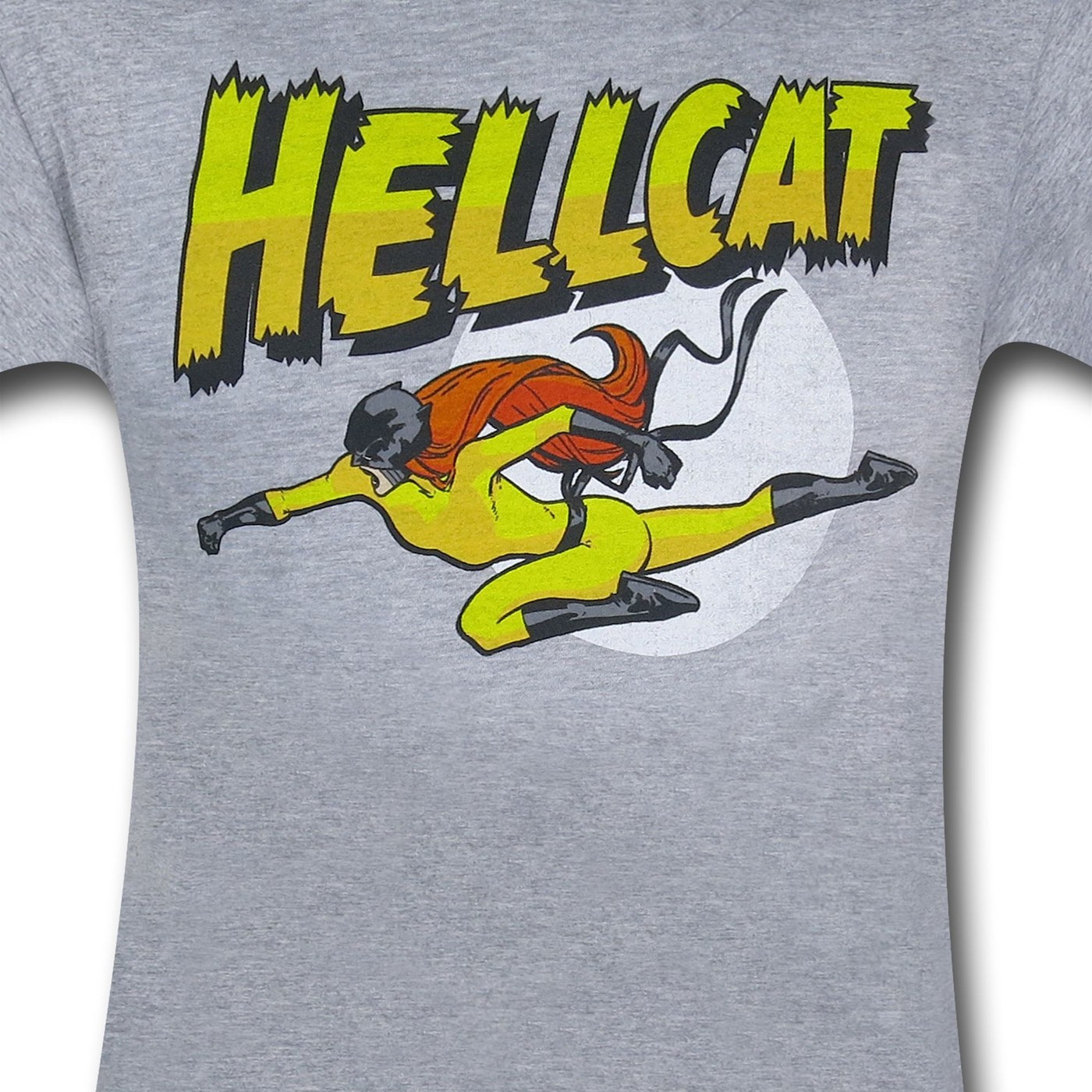 Hellcat Heather Grey T-Shirt