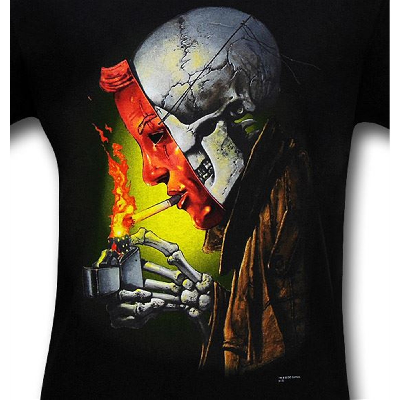 Hellblazer Light-Up by Simon Bisley T-Shirt