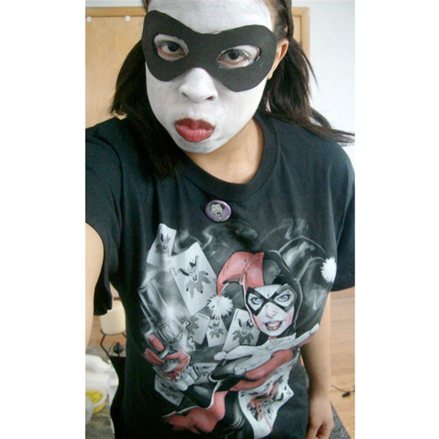 Harley Quinn Card Shot Women's T-Shirt