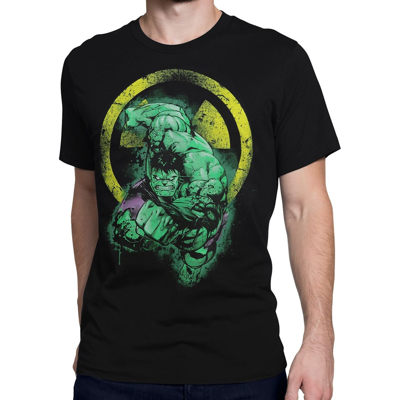 Hulk Gamma Power Men's T-Shirt