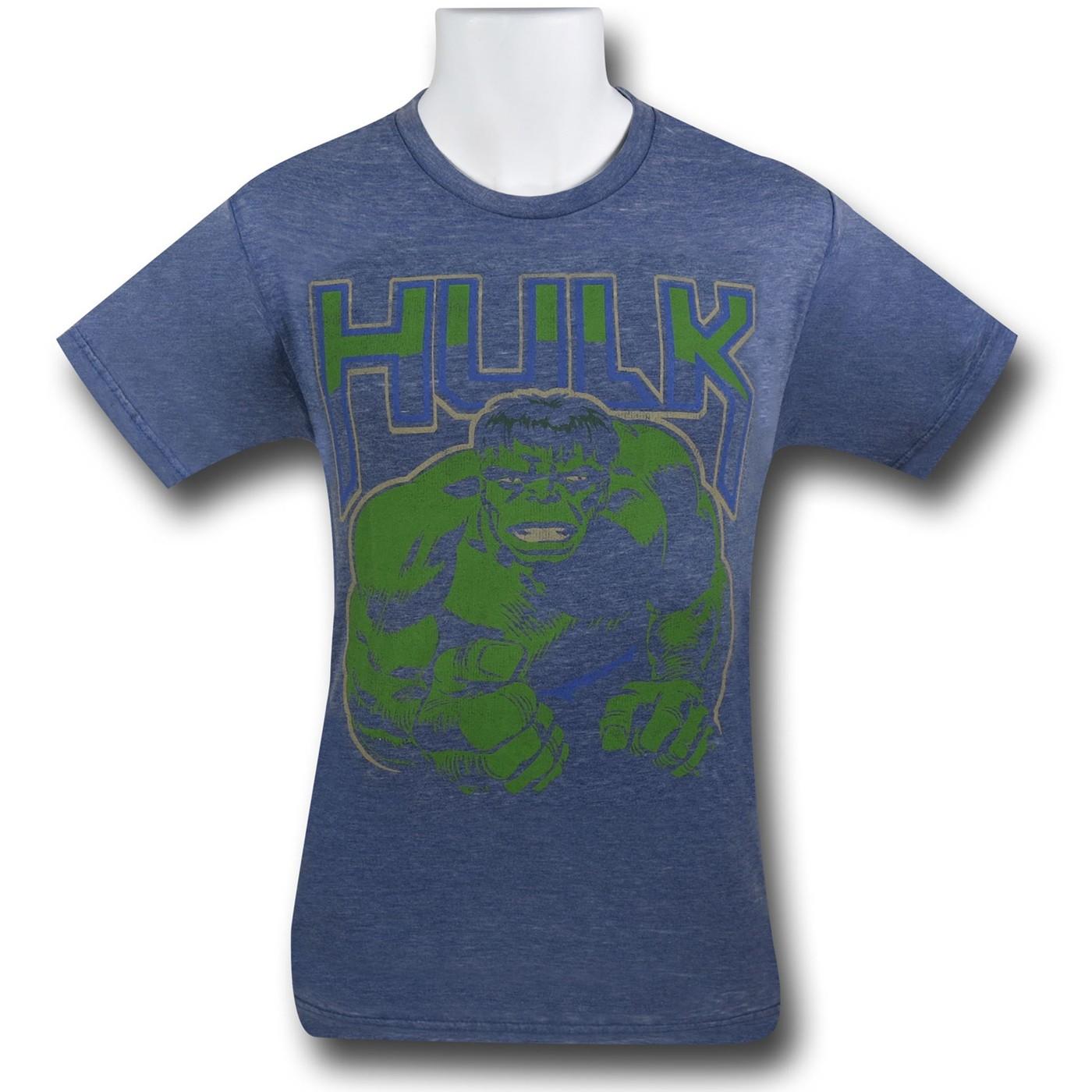 Hulk Mutated Humanoid Kids T-Shirt