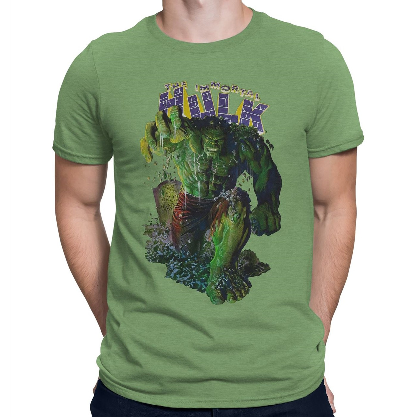 Immortal Hulk Men's T-Shirt