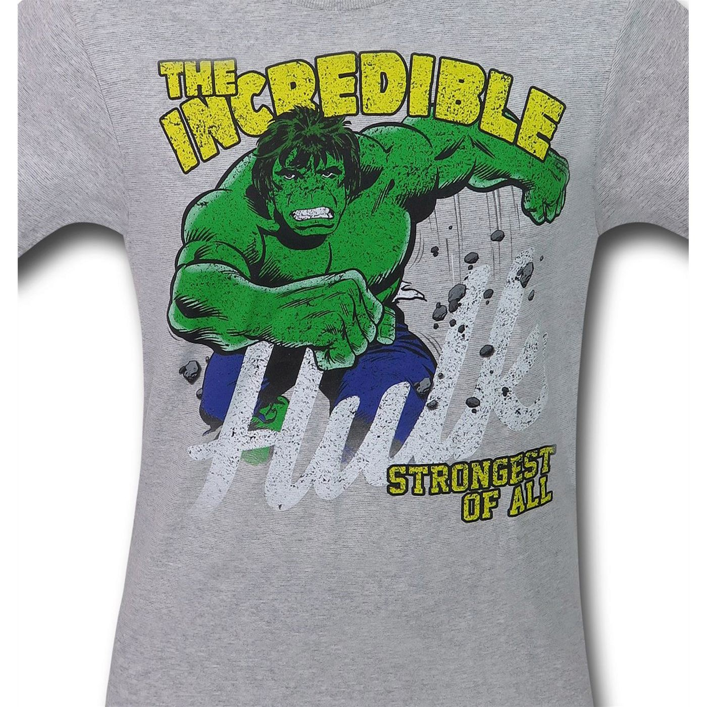 Hulk Stomping Men's T-Shirt