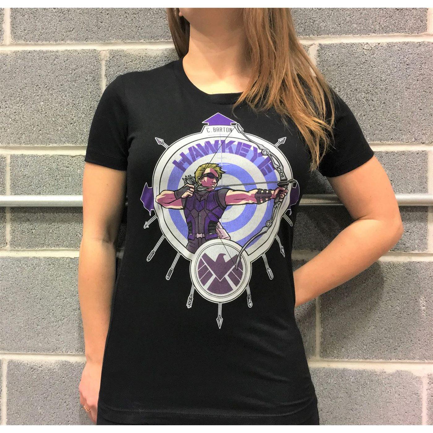 Hawkeye Shielded Women's T-Shirt