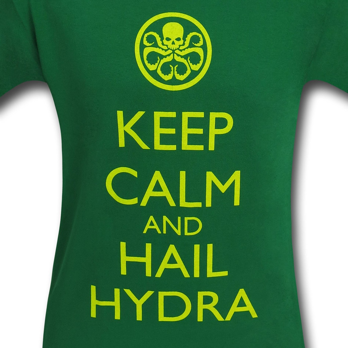 Hydra Keep Calm Green T-Shirt