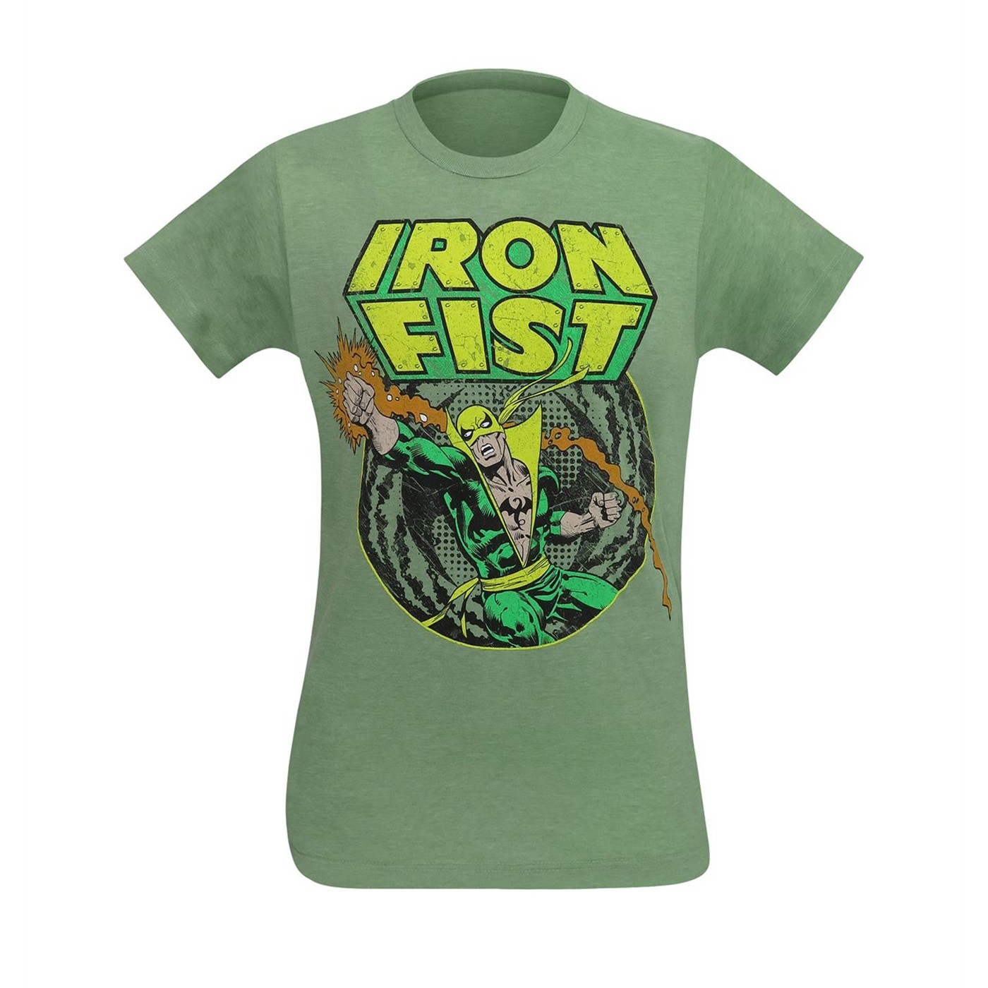 Iron Fist Power Punch Men's T-Shirt