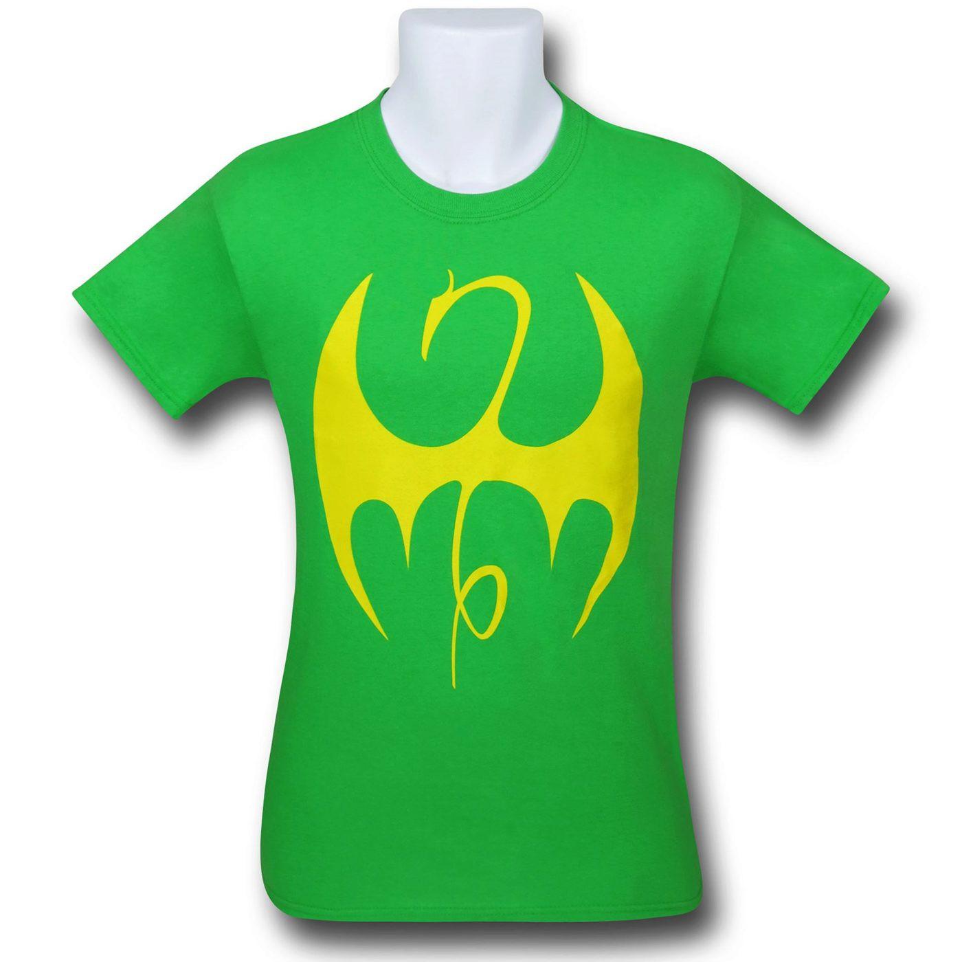 Iron Fist Symbol T-Shirt