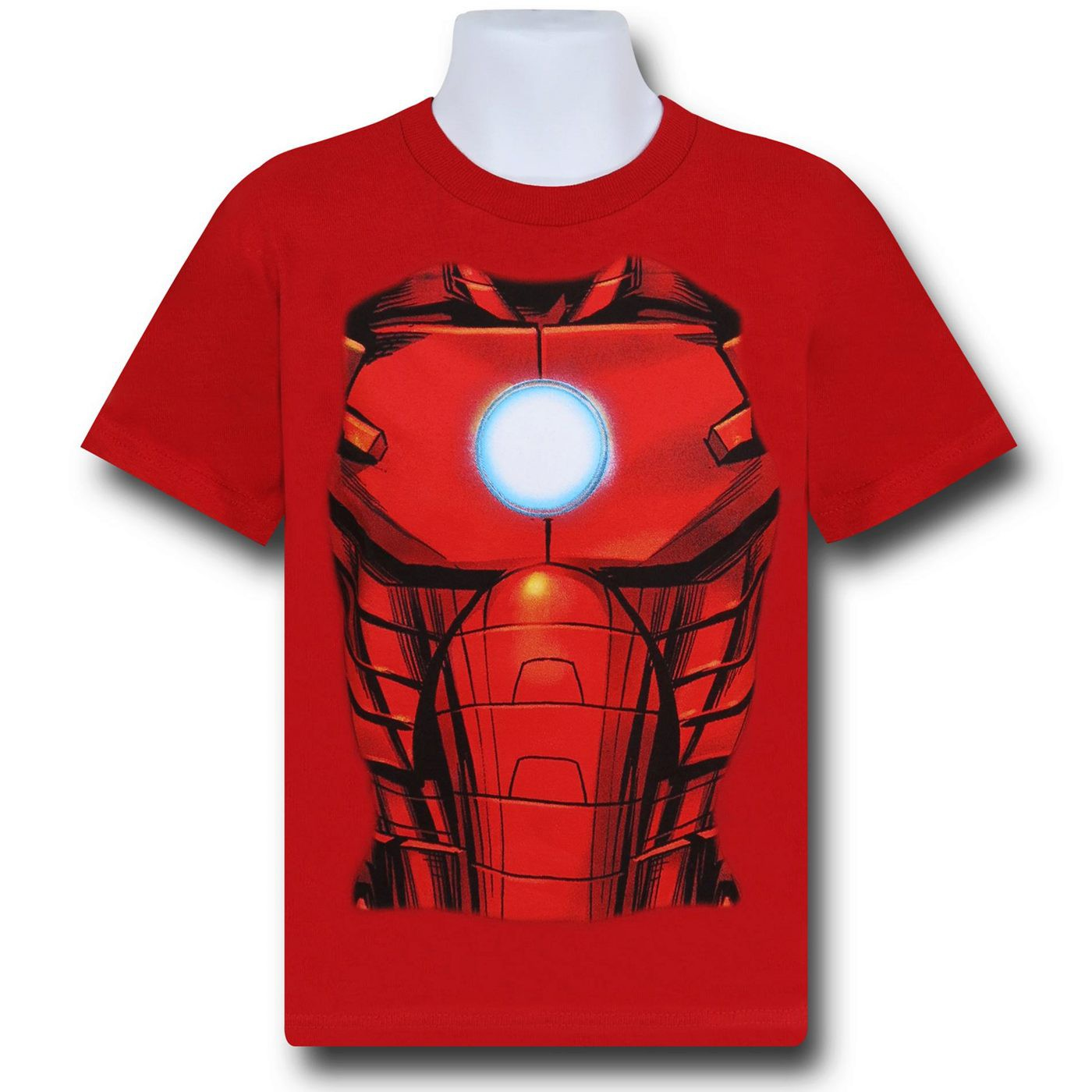 Iron Man Arc Kids Costume T-Shirt