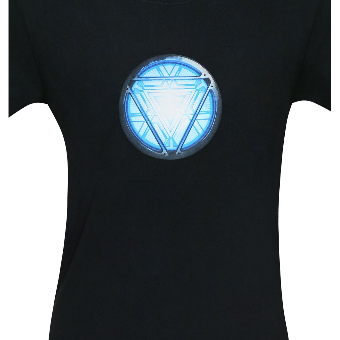 Iron Man Blue Arc T-Shirt
