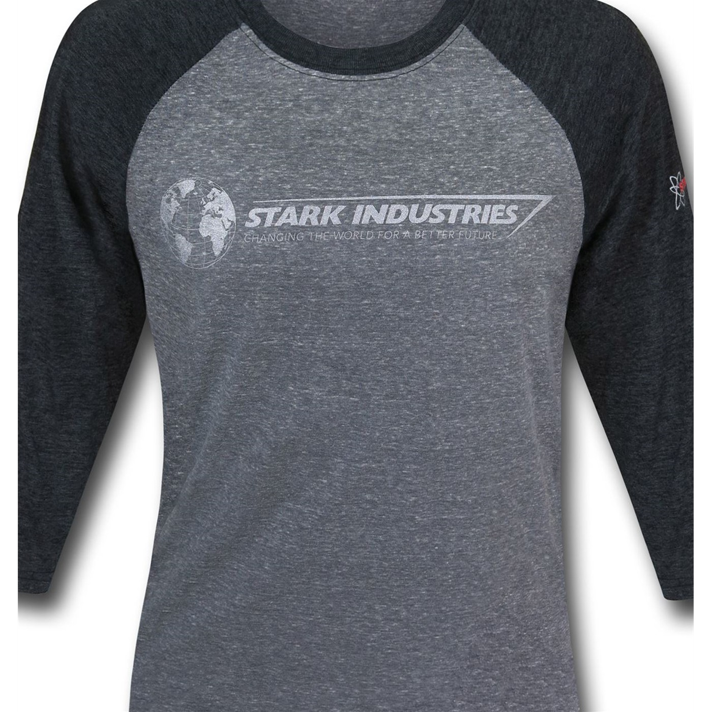 Iron Man Stark Industries Expo Men's Baseball T-Shirt