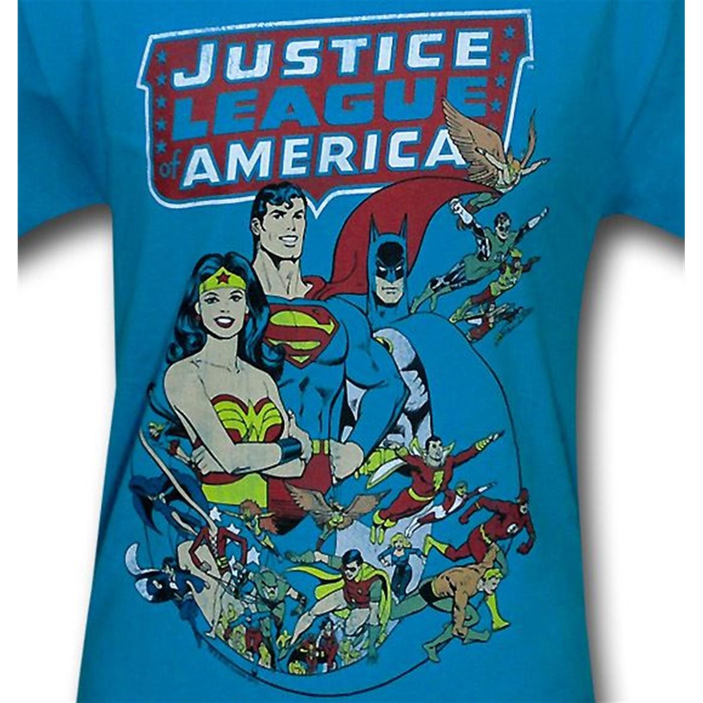 Justice League JLA Unstoppable T-Shirt
