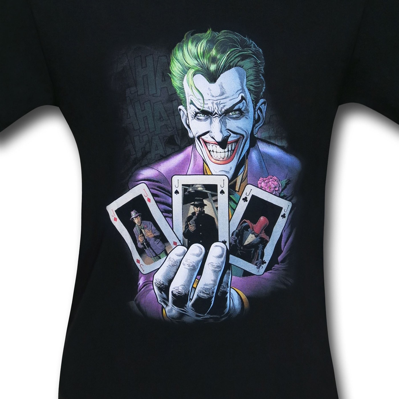 Joker 3 Of A Kind T-Shirt