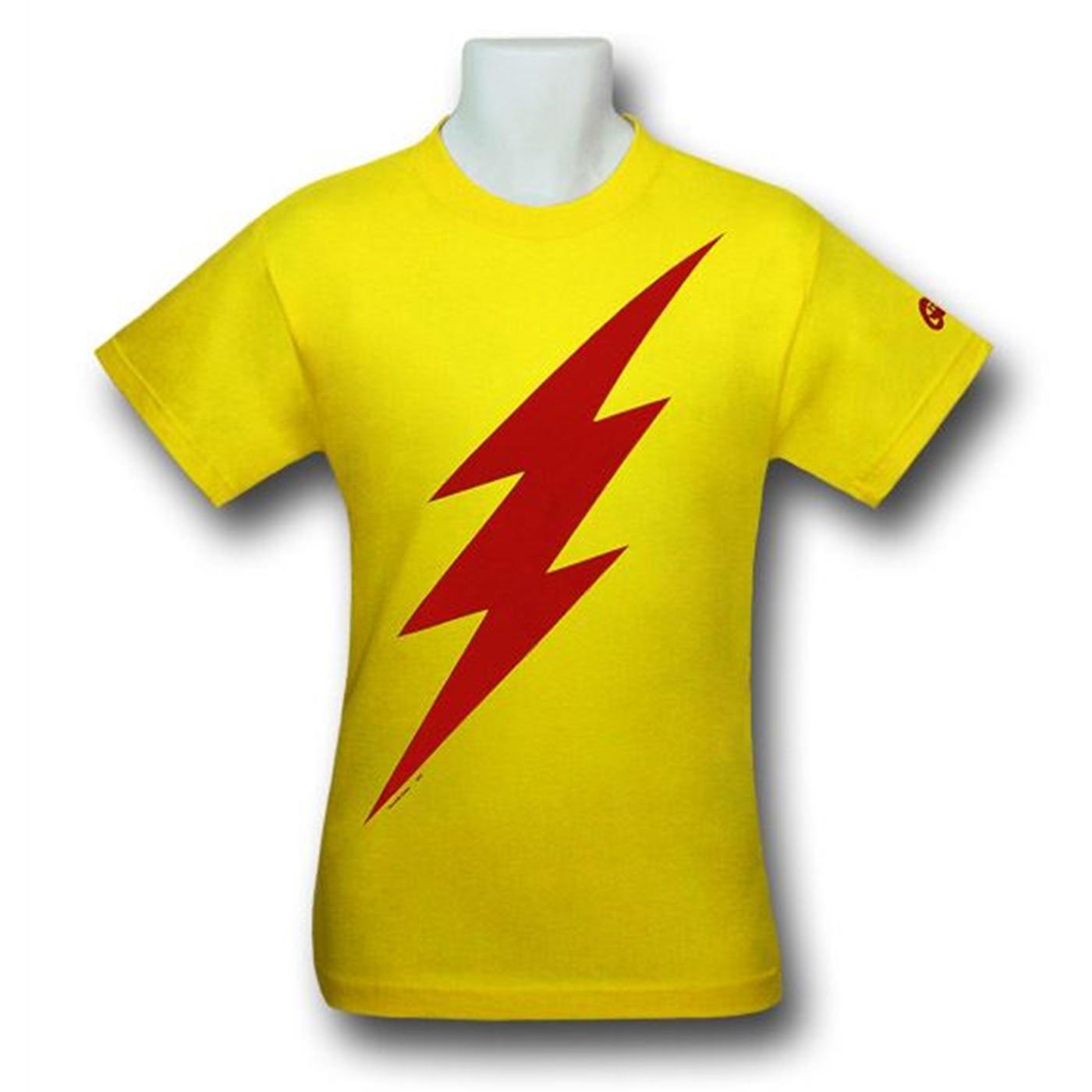 Kid Flash Bart Allen New 52 T-Shirt