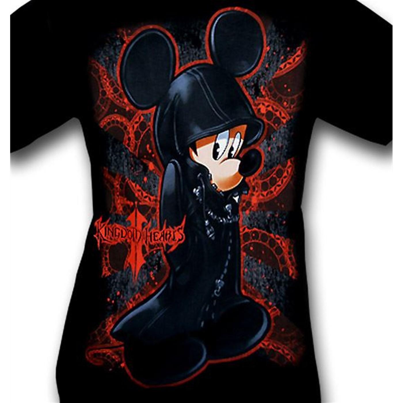 Kingdom Hearts Slick Mickey T-Shirt