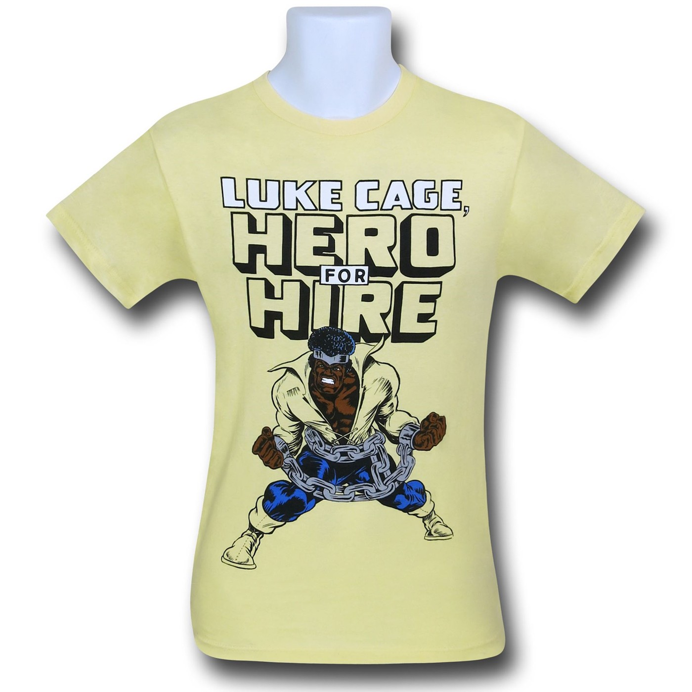 Luke Cage Hero for Hire 30 Single T-Shirt