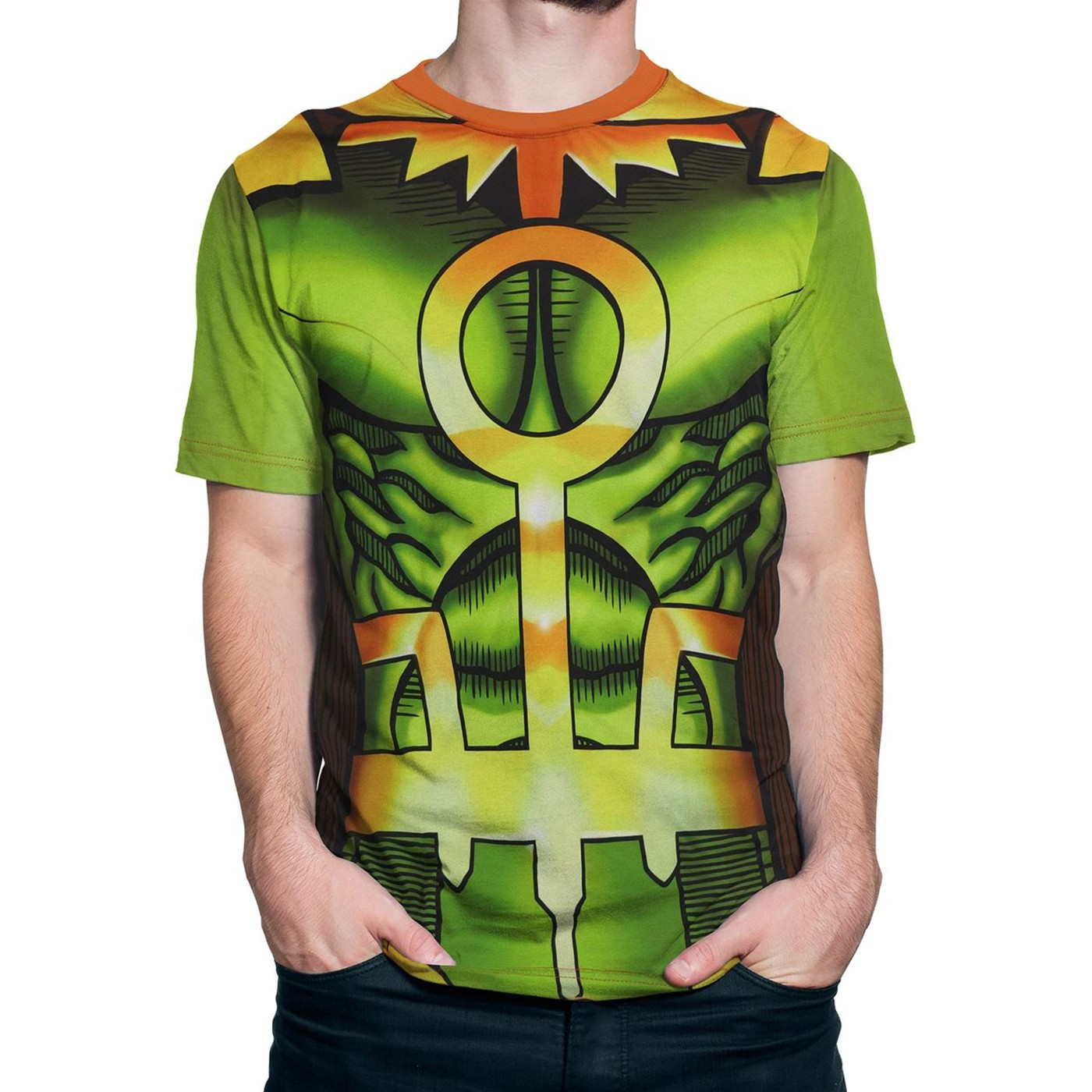Loki Sublimated Costume Fitness T-Shirt