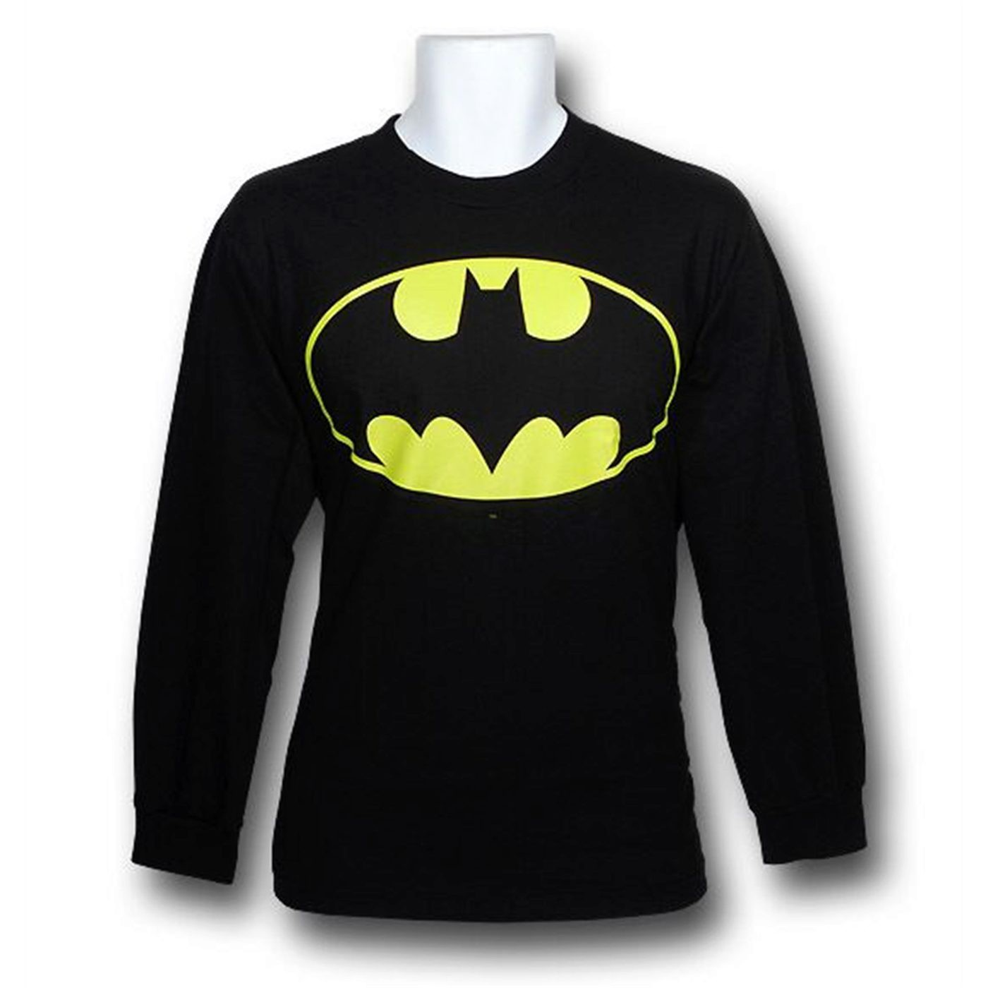 Batman Long-Sleeve Symbol T-Shirt
