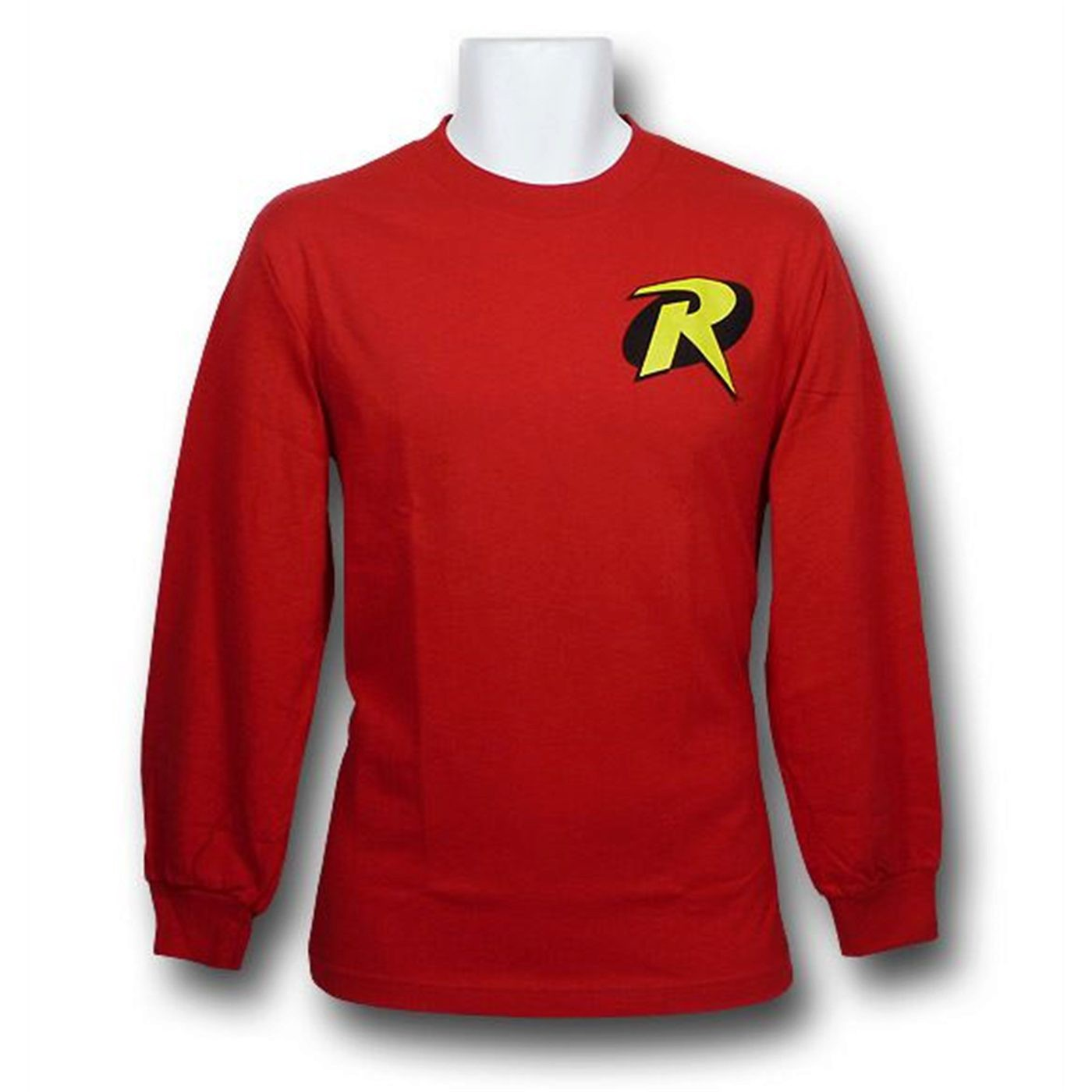 Robin Symbol Long Sleeve T-Shirt