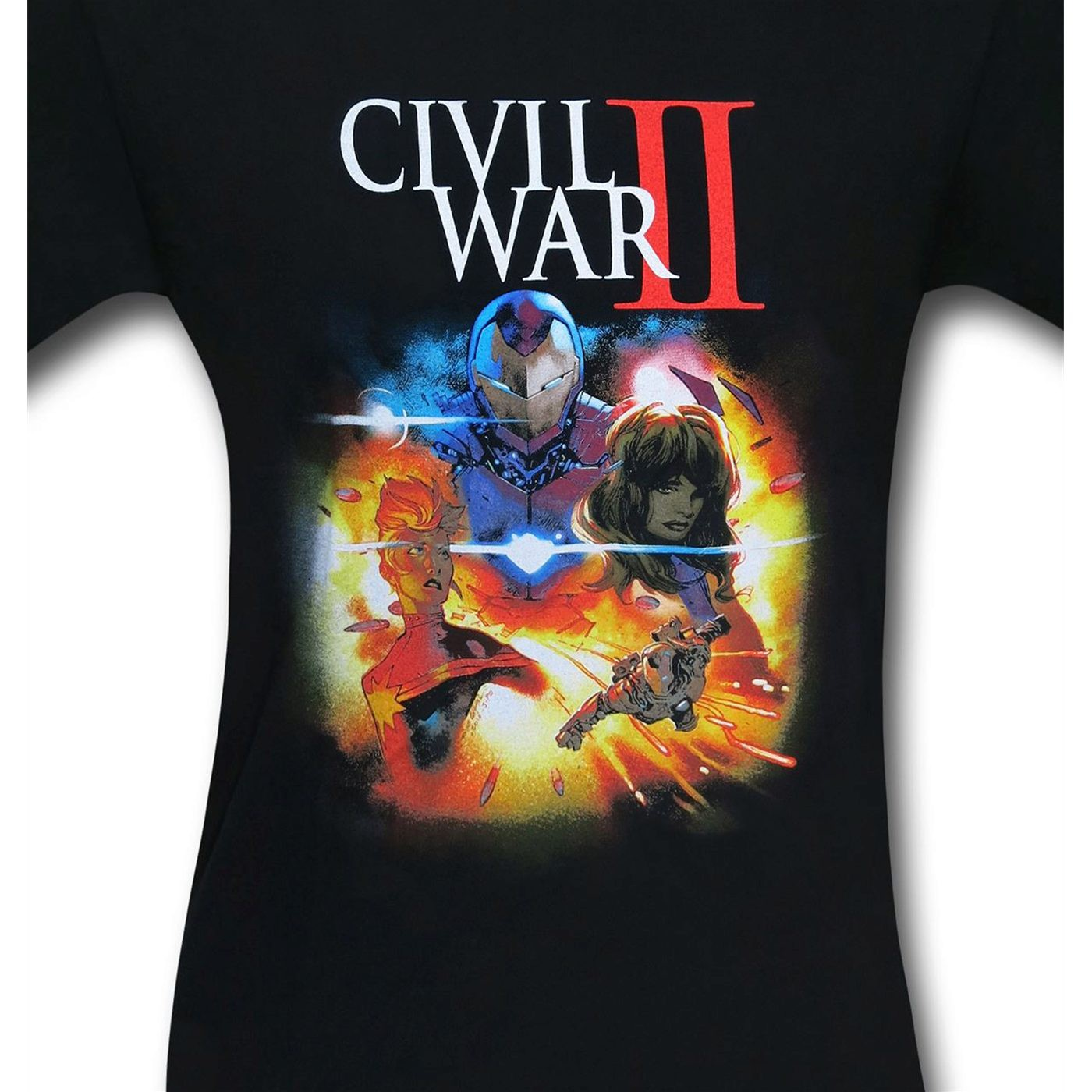 Marvel Civil War II #0 Cover Men's T-Shirt