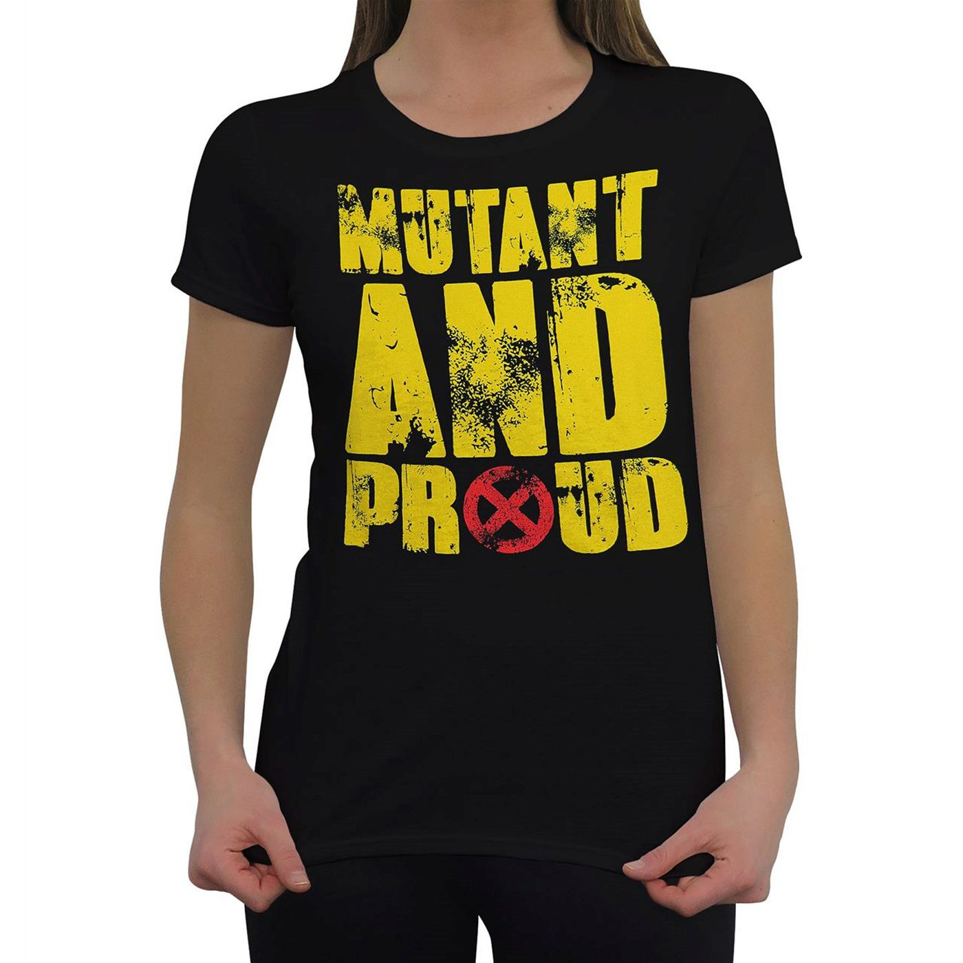 Mutant and Proud Women's T-Shirt