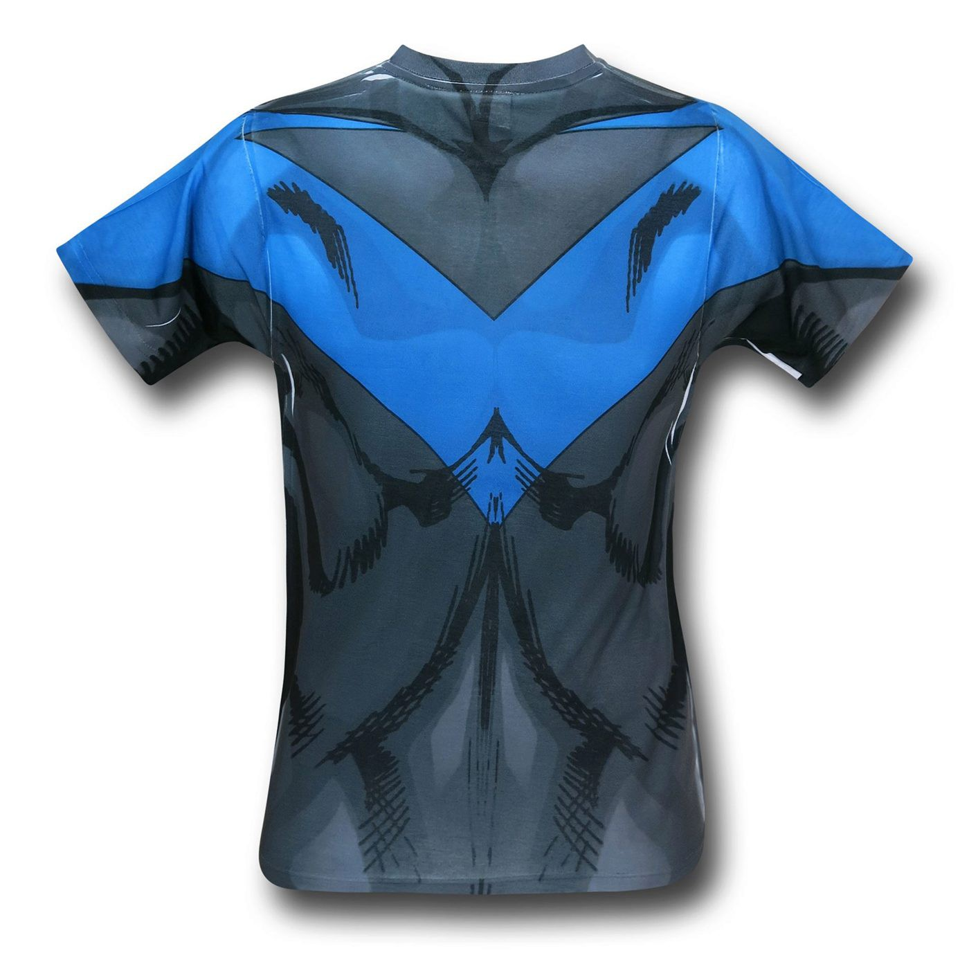 Nightwing Sublimated Costume T-Shirt